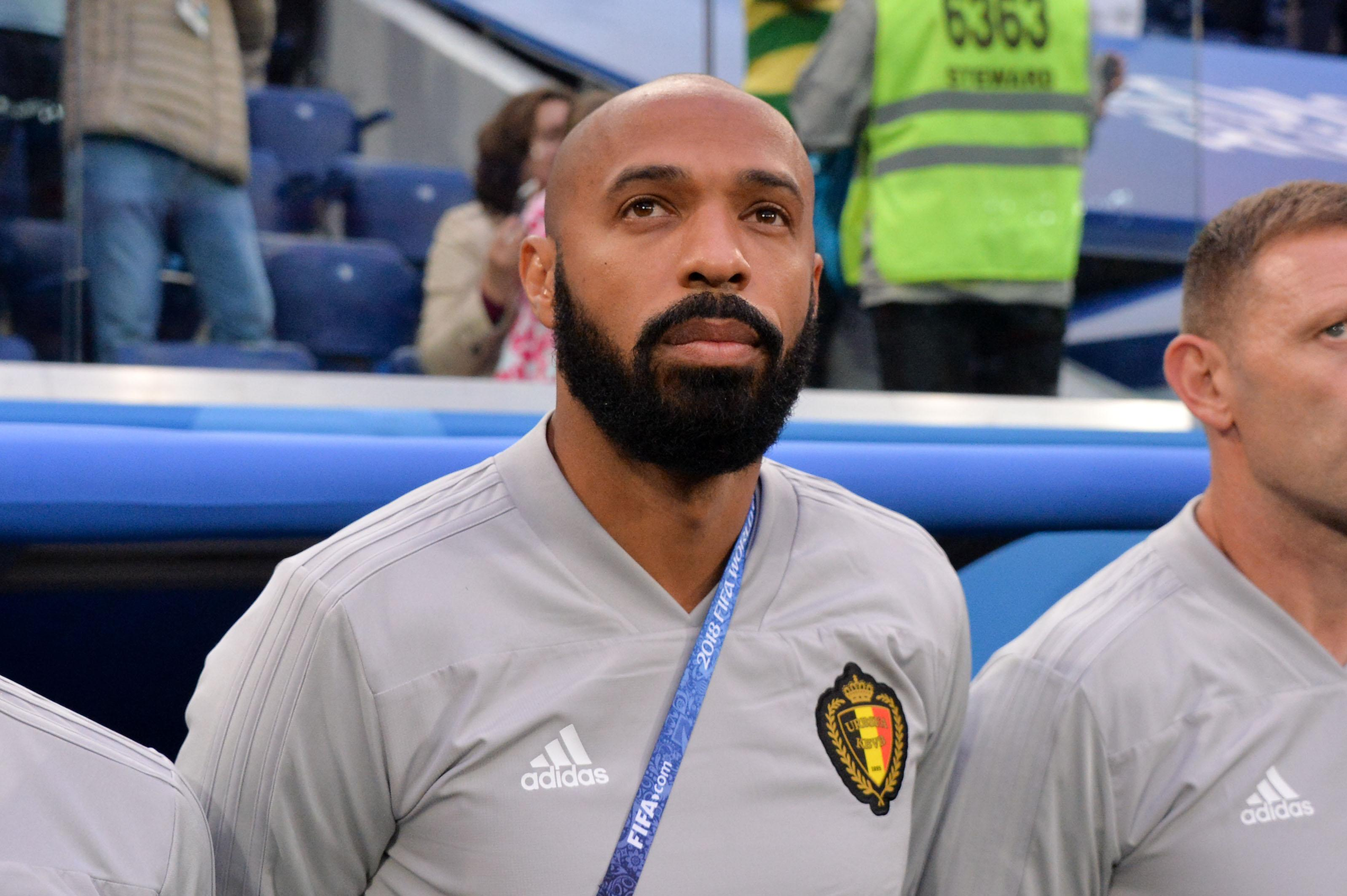 Henry quit his role as a Sky Sports pundit this week to focus on becoming a manager, and has since been heavily linked with Villa