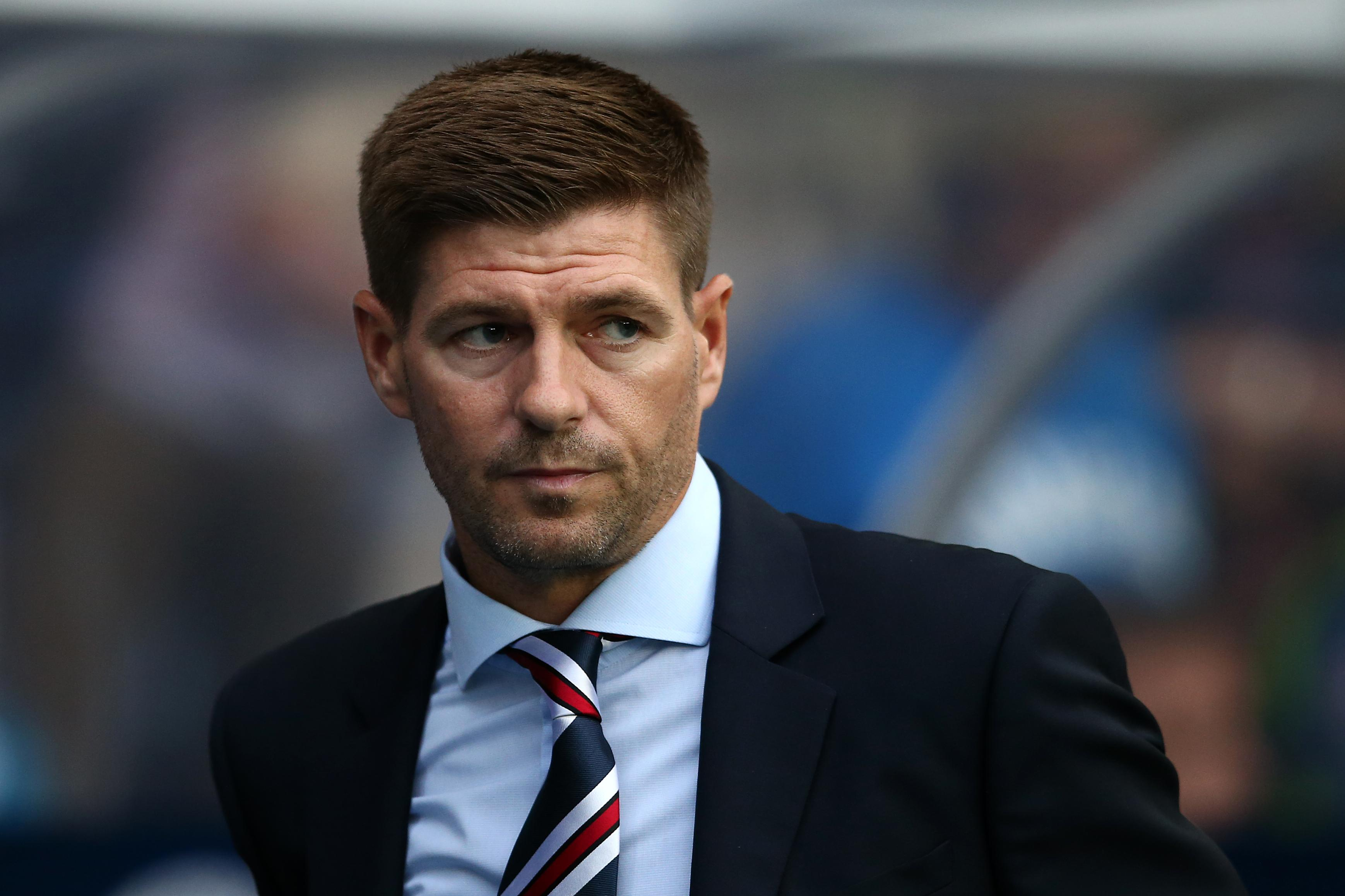 Steven Gerrard was hoping his Liverpool connections would help land Harry Wilson