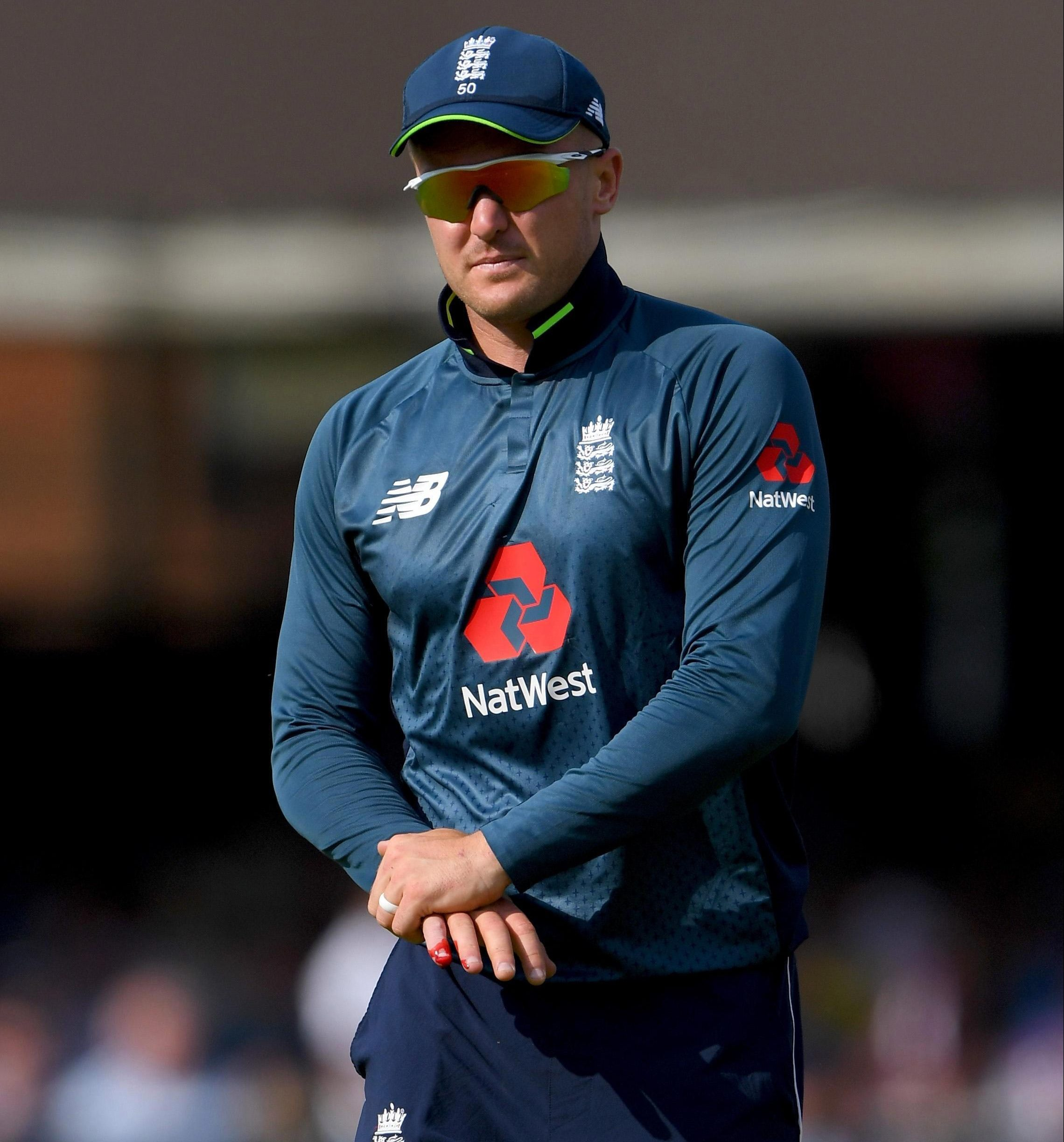 Jason Roy is a major doubt to play the third ODI against India with a finger injury