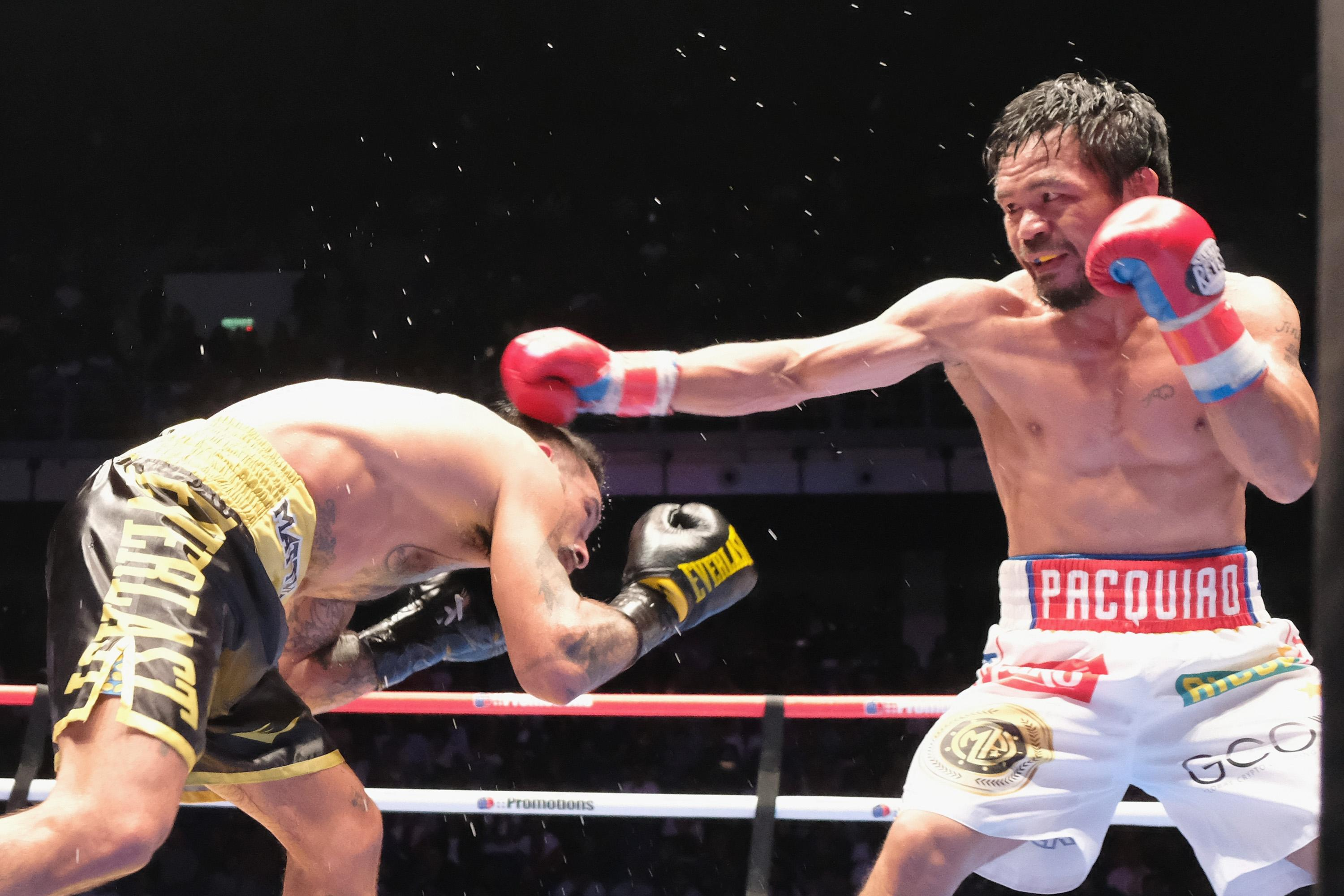 Pacquiao rolled back the years in Kuala Lumpur to produce a stunning display