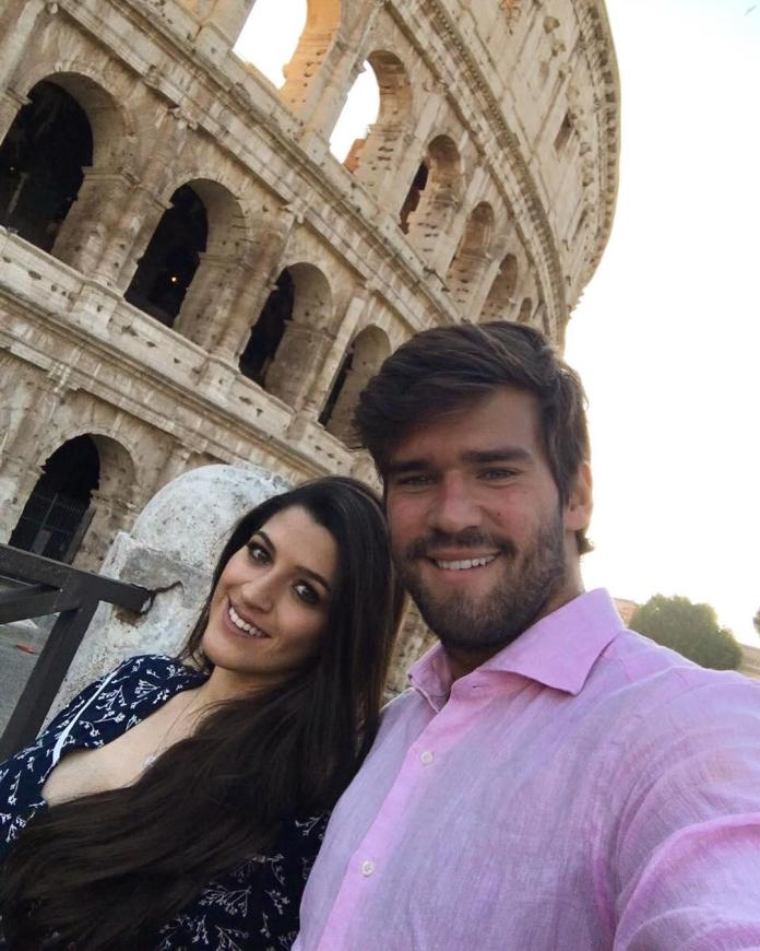 Natalia was reportedly wary of leaving Rome and moving to Liverpool with a young daughter