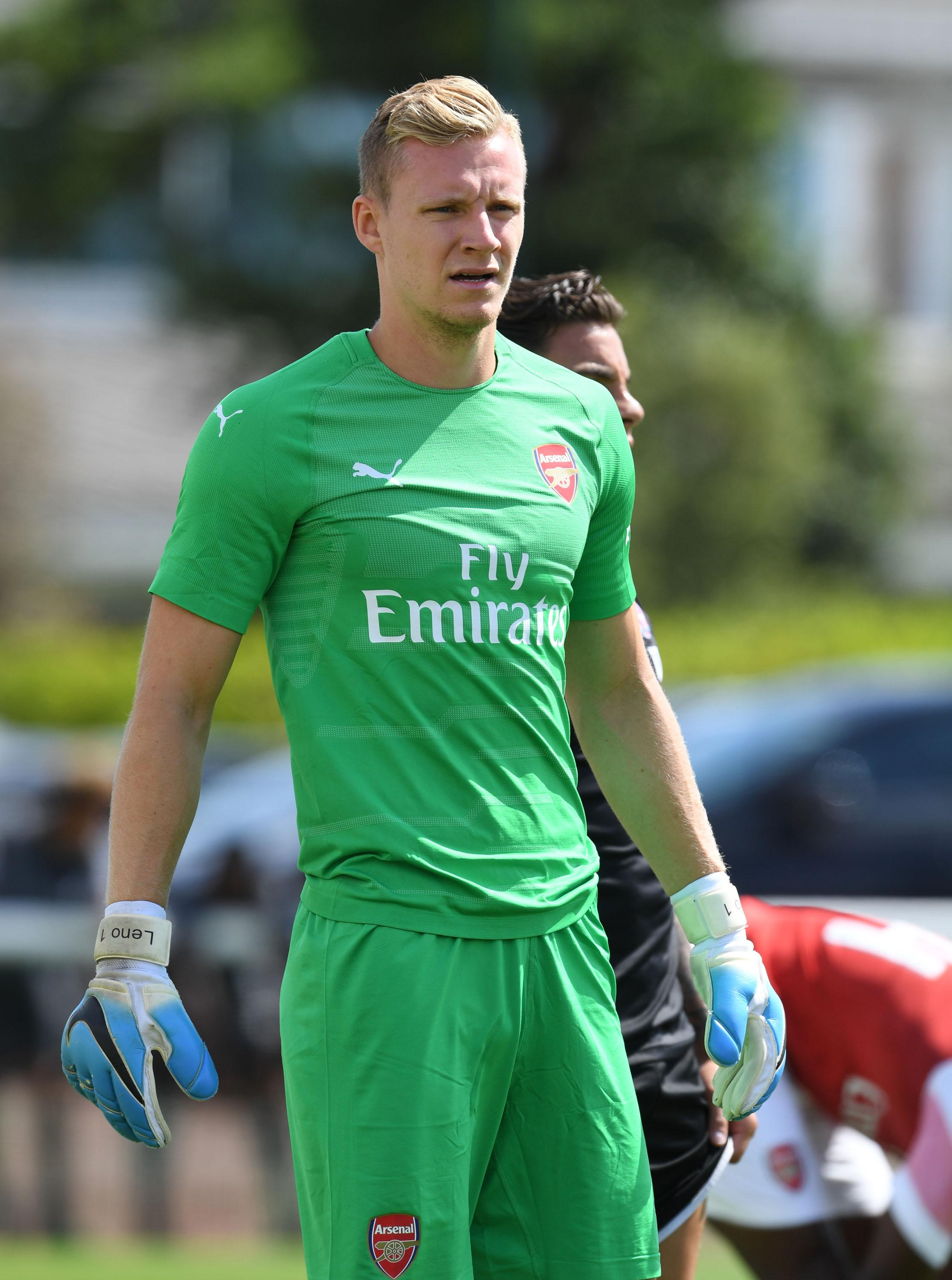 Bernd Leno has been among the star signings for Arsenal this summer