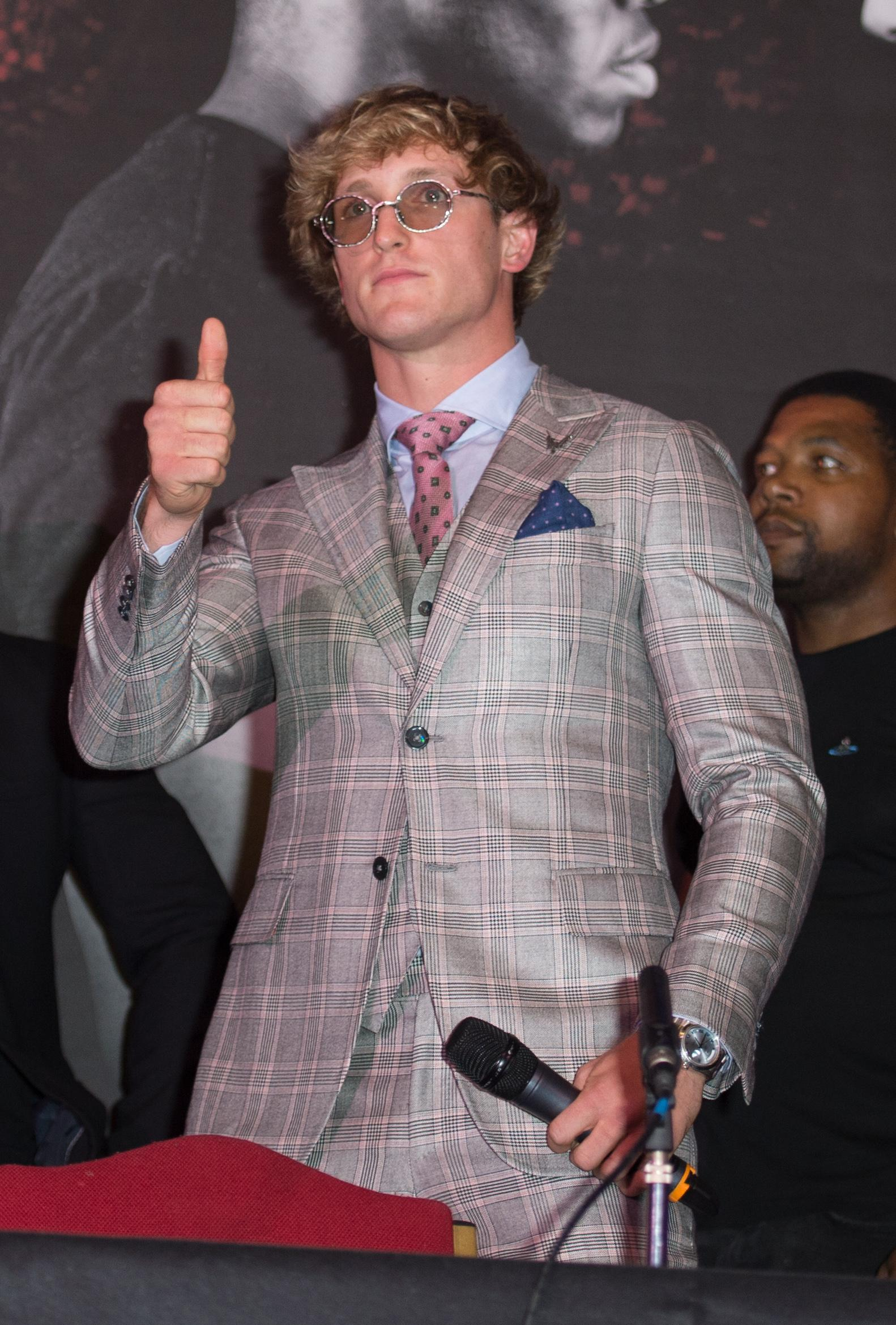 American YouTuber Logan Paul will meet KSI in the ring in Manchester