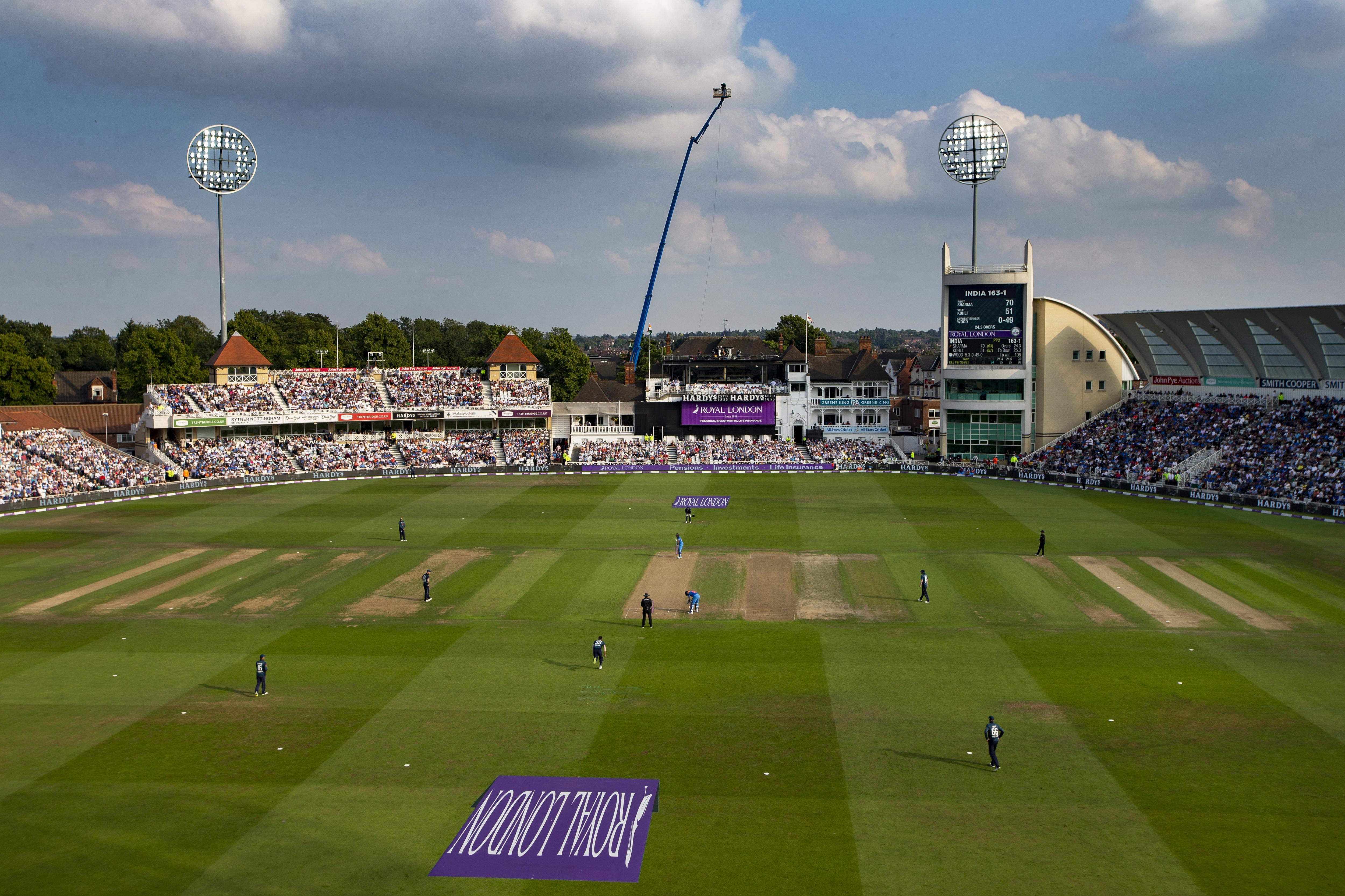 Trent Bridge has become a notorious bogey ground for the Baggy Greens