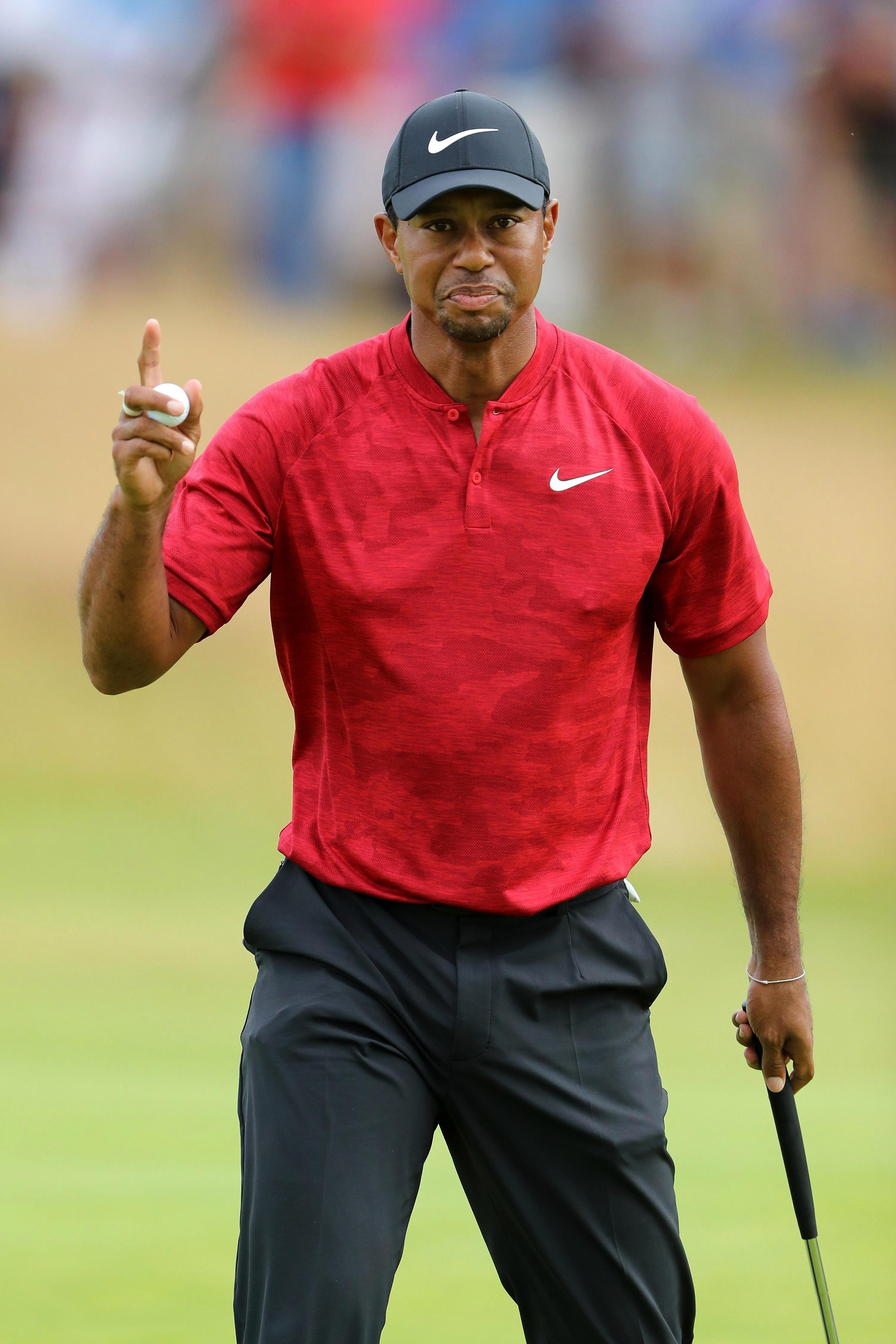 Woods, 42, is back in the world top 50 after his emphatic performance in Scotland