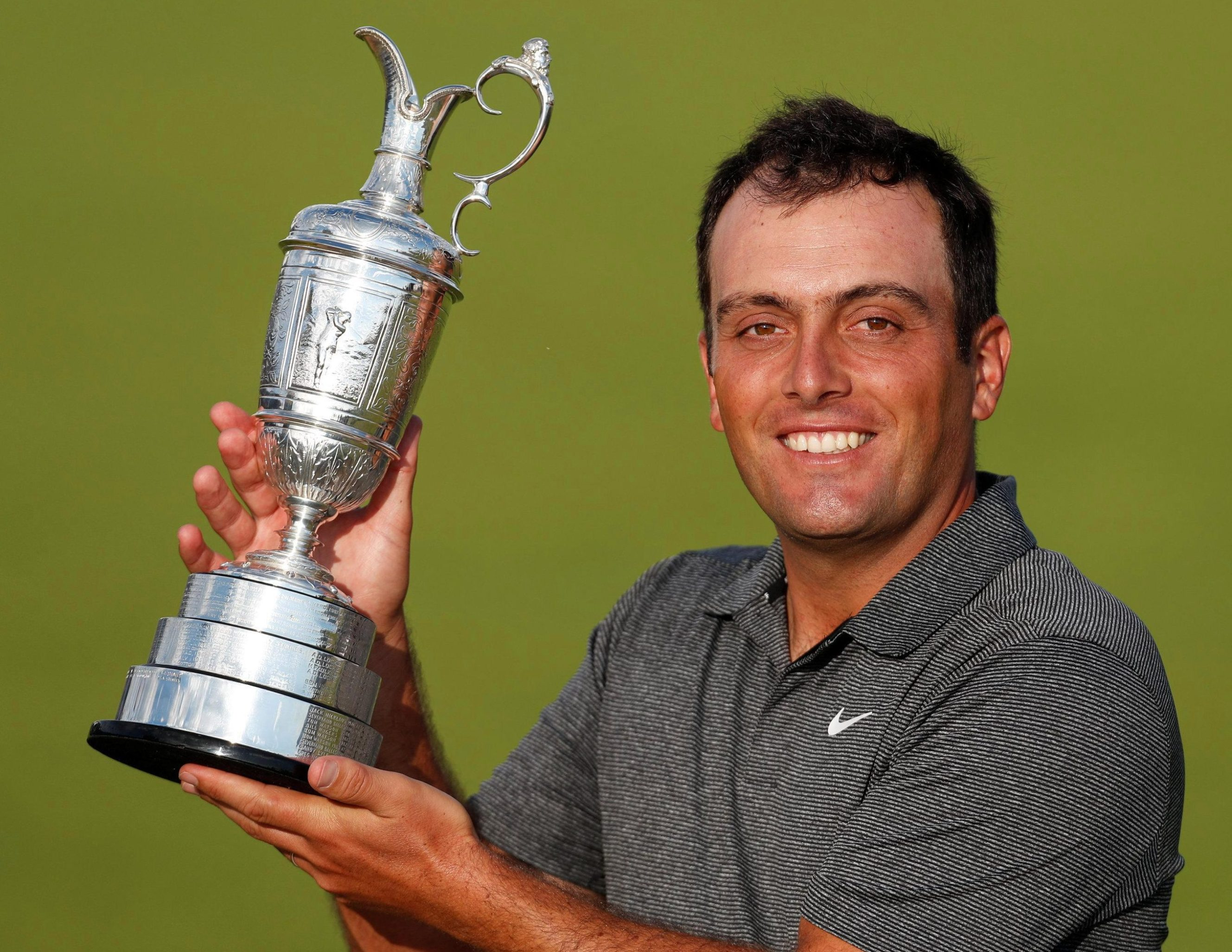 Francesco Molinari was supposed to dash to the airport afterwards but admitted a victory that surprised even himself put his plans in doubt
