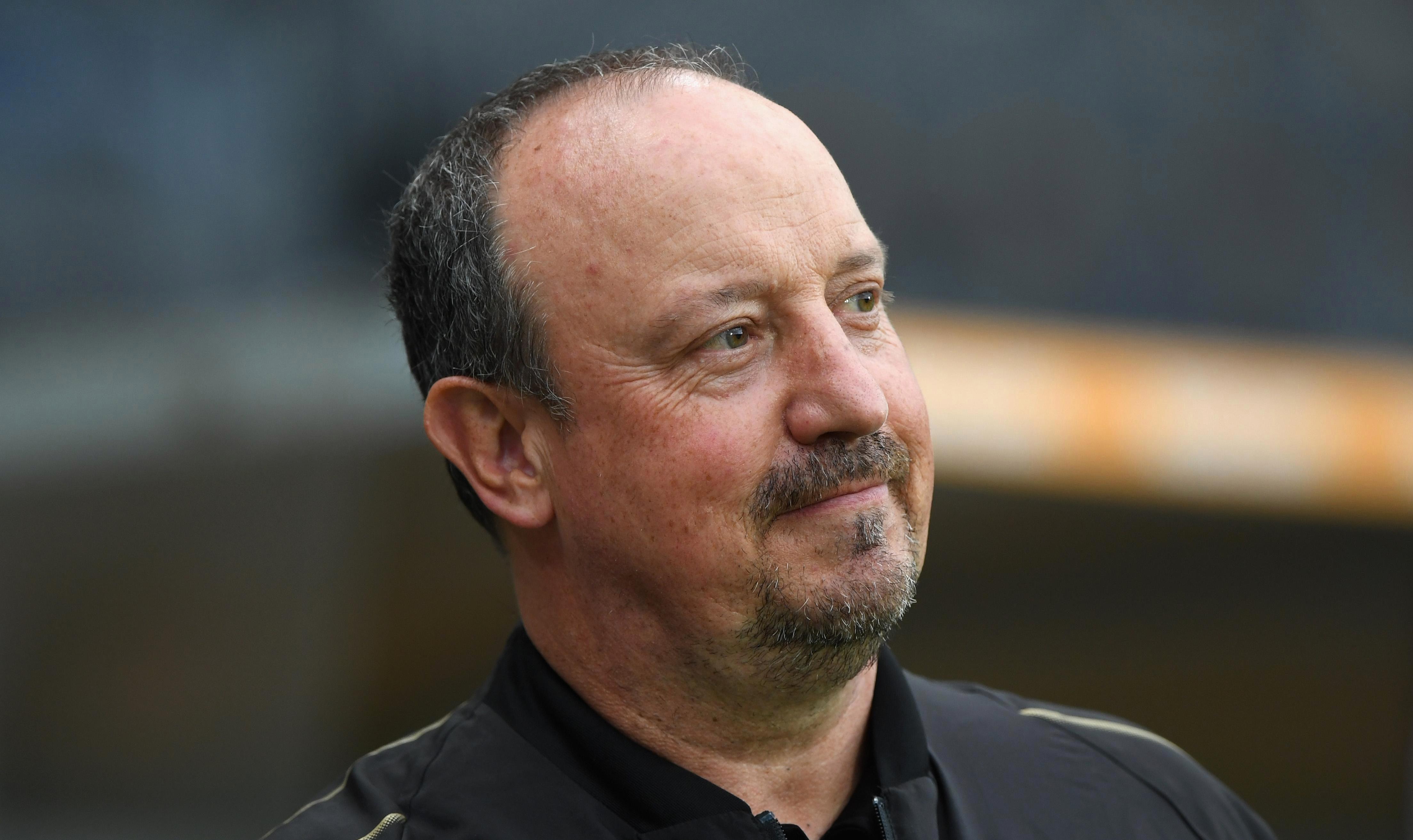 Newcastle United boss Rafa Benitez wants a new left-back