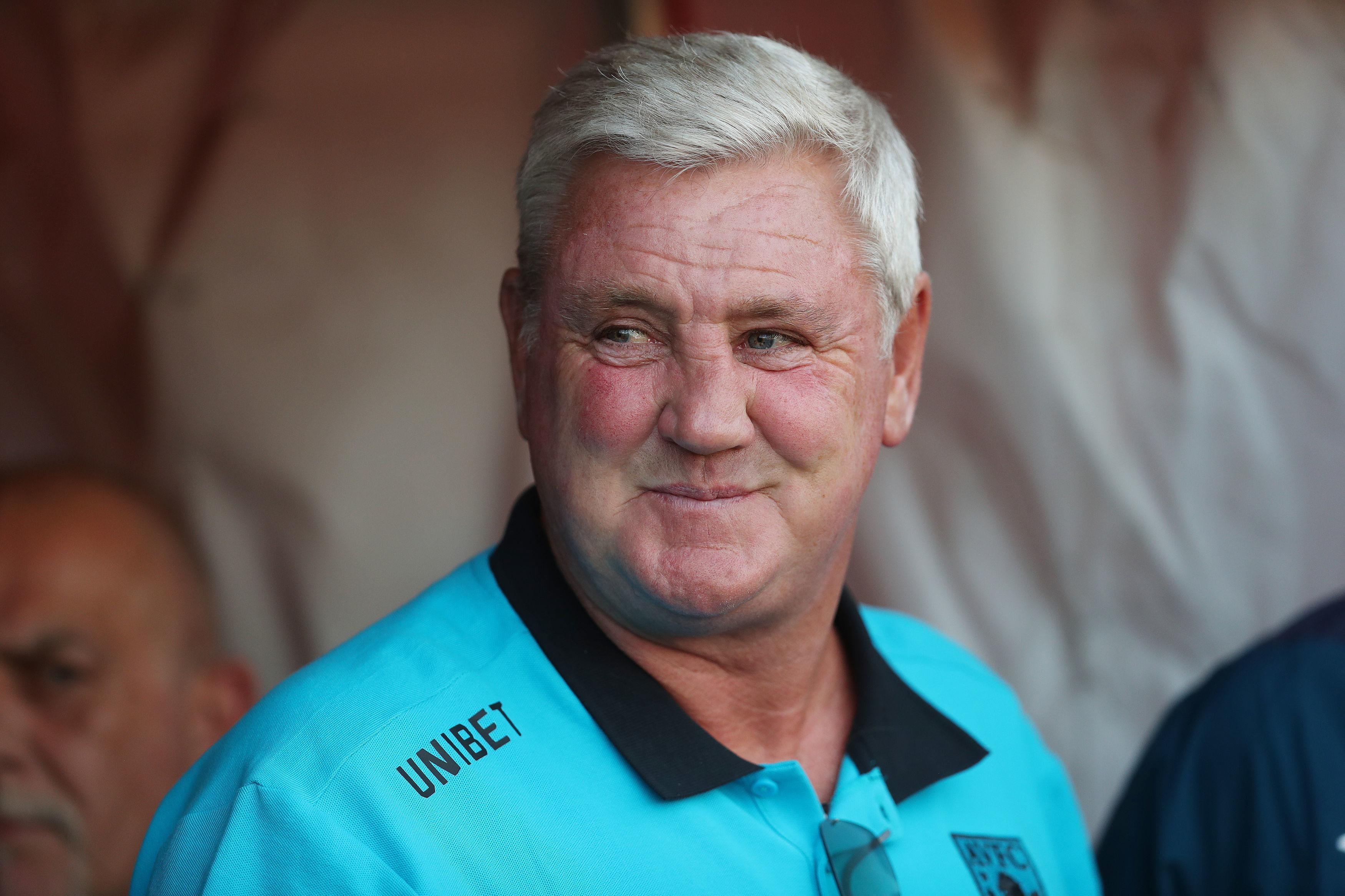 Steve Bruce has had a difficult summer after losing in the play-off final and limited transfer funds.