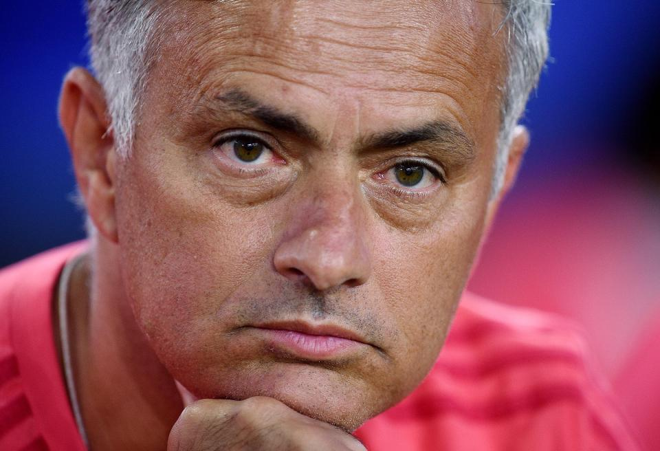 Jose Mourinho showed his frustrations after lost 4-1 to Liverpool
