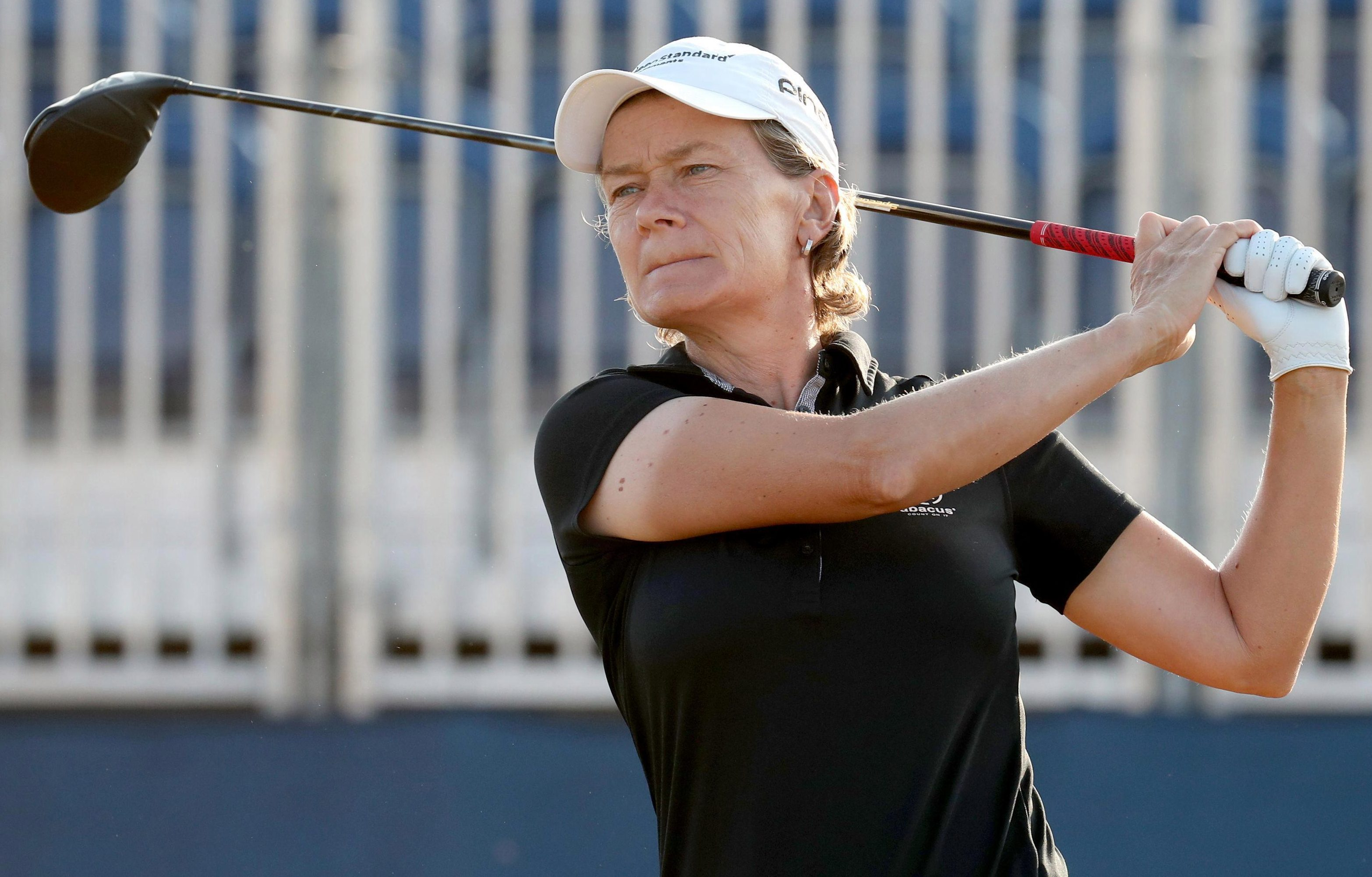 Former Solheim Cup European team captain Catriona Matthew is also in the line-up