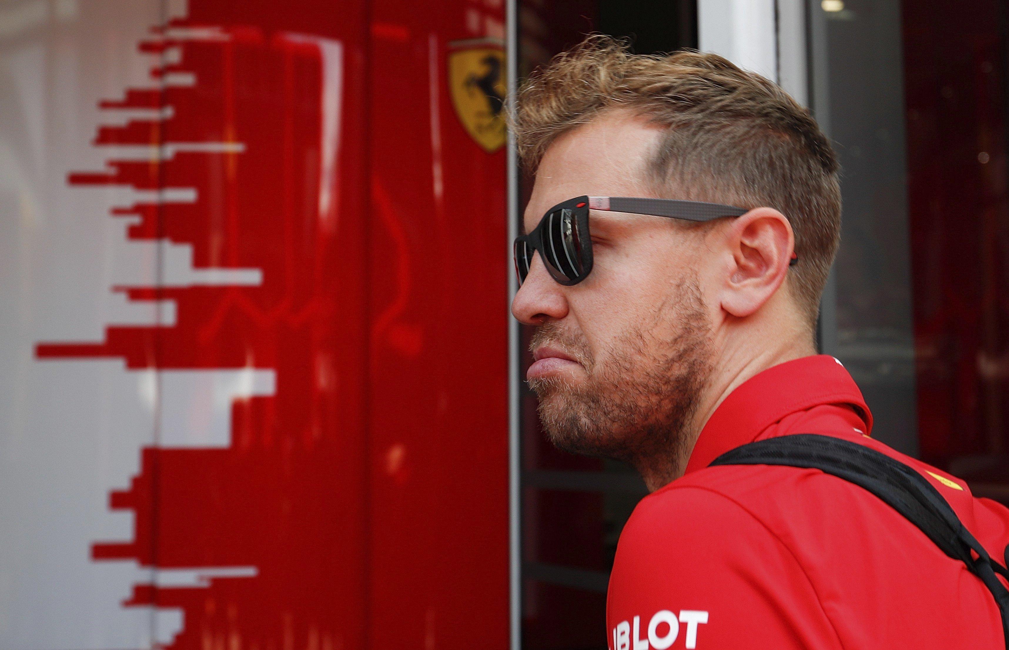 Sebastian Vettel has made mistakes in FOUR of this season's 11 races