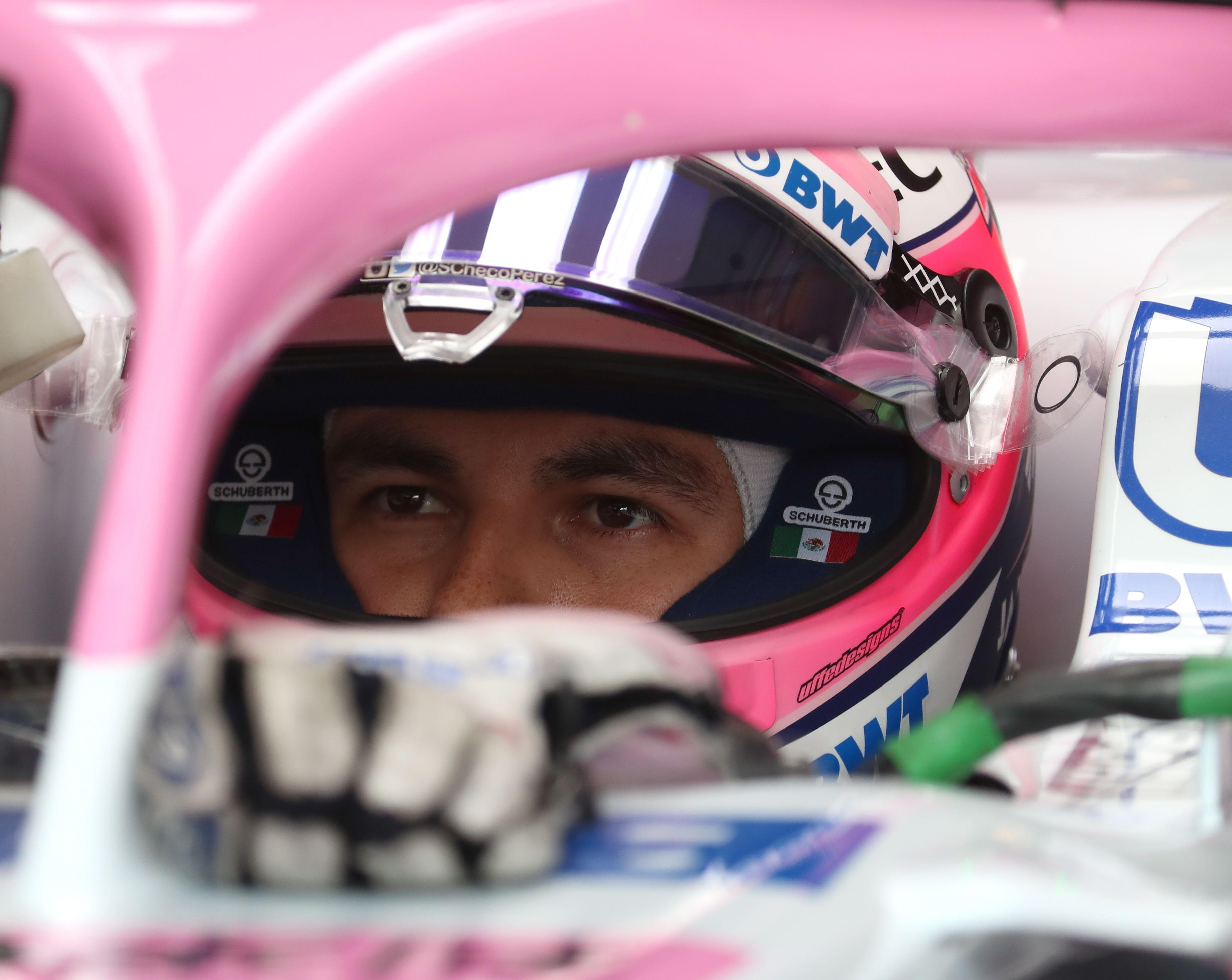 Sergio Perez instigated court action against Force India