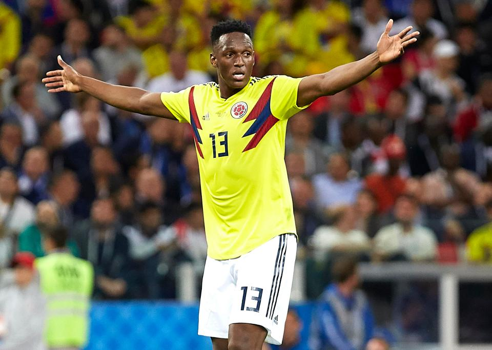 Manchester United want to get a deal completed for Yerry Mina