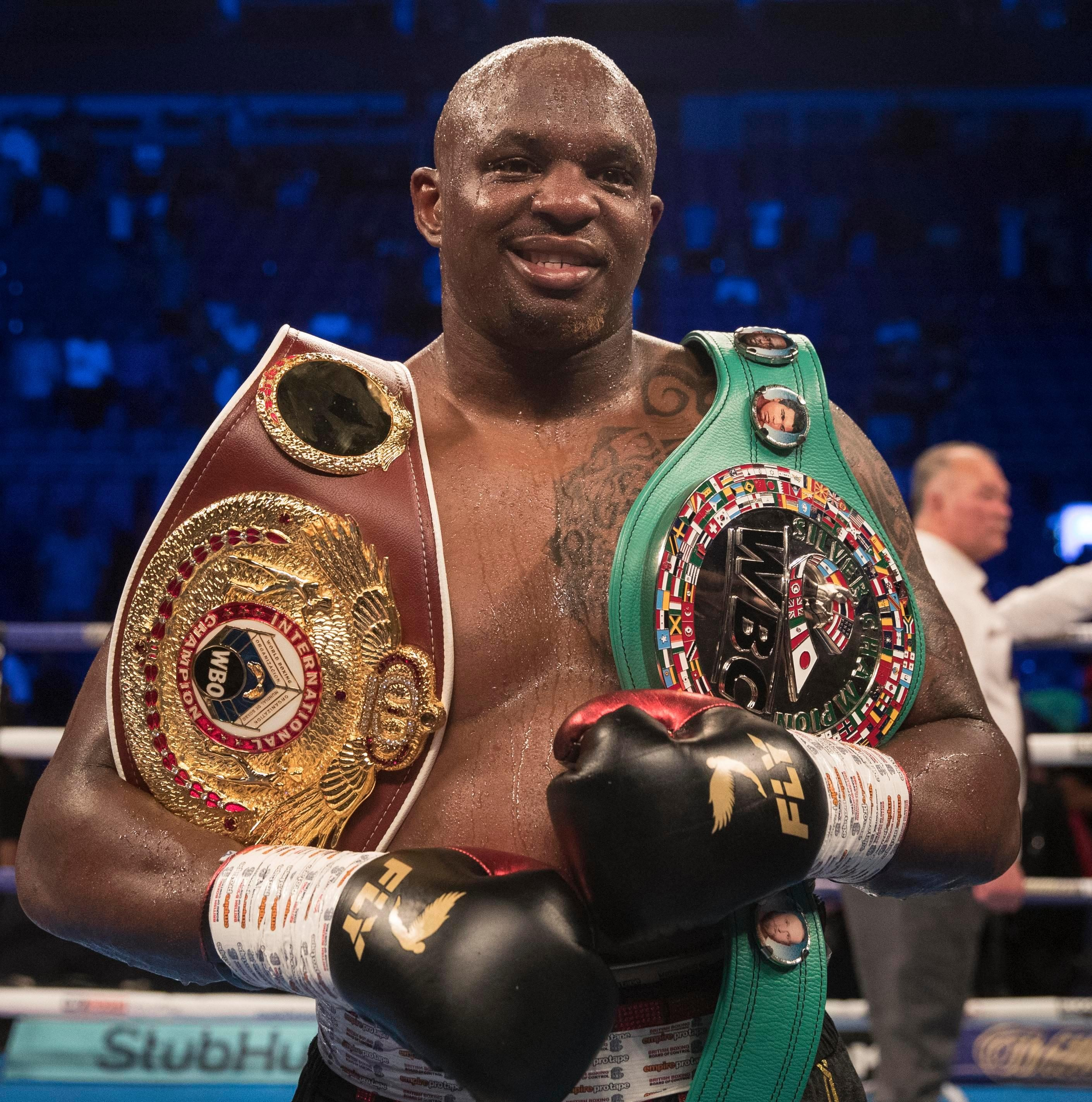 Dillian Whyte flattened Joseph Parker twice - the first two times it has happened to the New Zealande, who has lost just twice