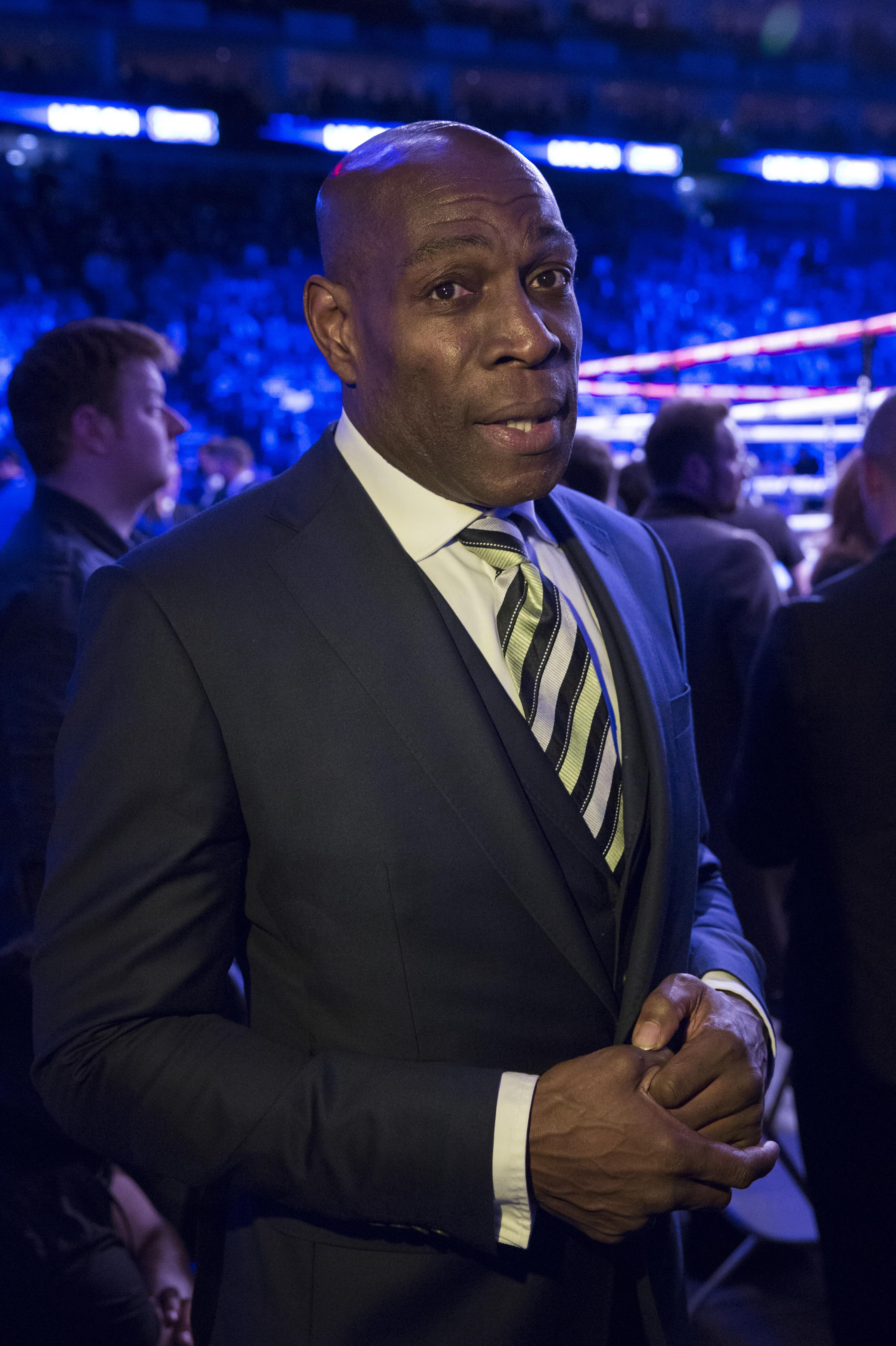 The ex-heavyweight boxer was sectioned in 2003 and twice in 2012
