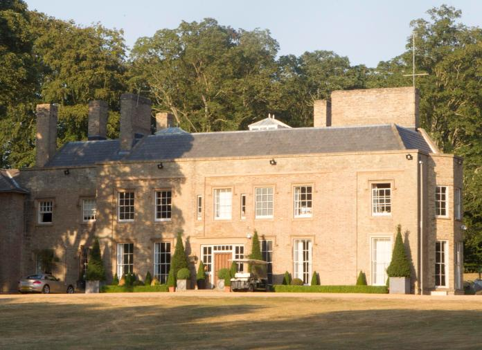 Adrian Bayford reportedly wants to leave his Georgian mansion