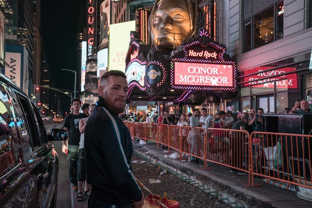 Conor McGregor expects to make his UFC return this year