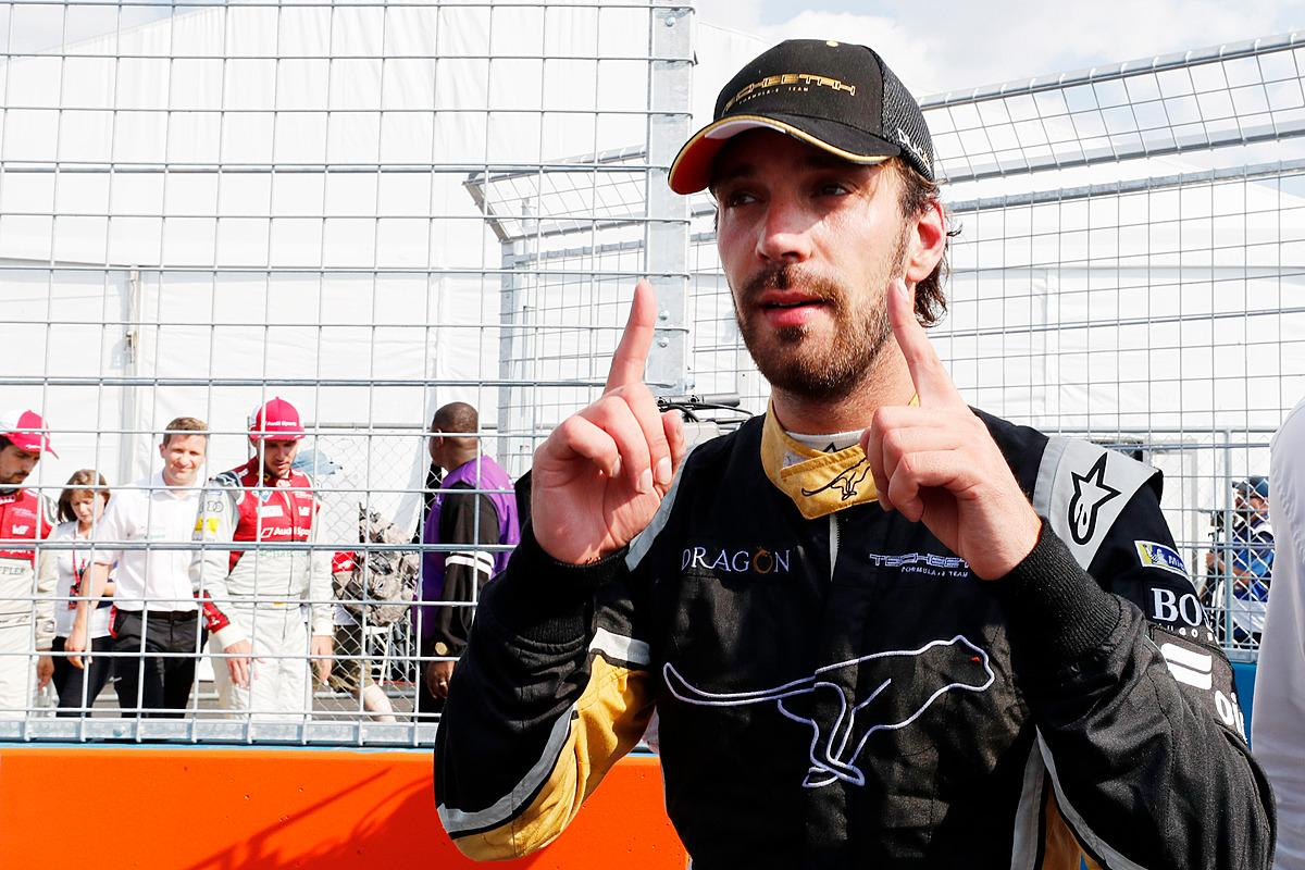 Jean-Eric Vergne won the drivers' championship in the streets of Brooklyn