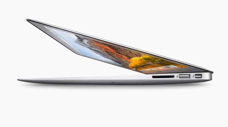 Mac Book Air with Retina Display
