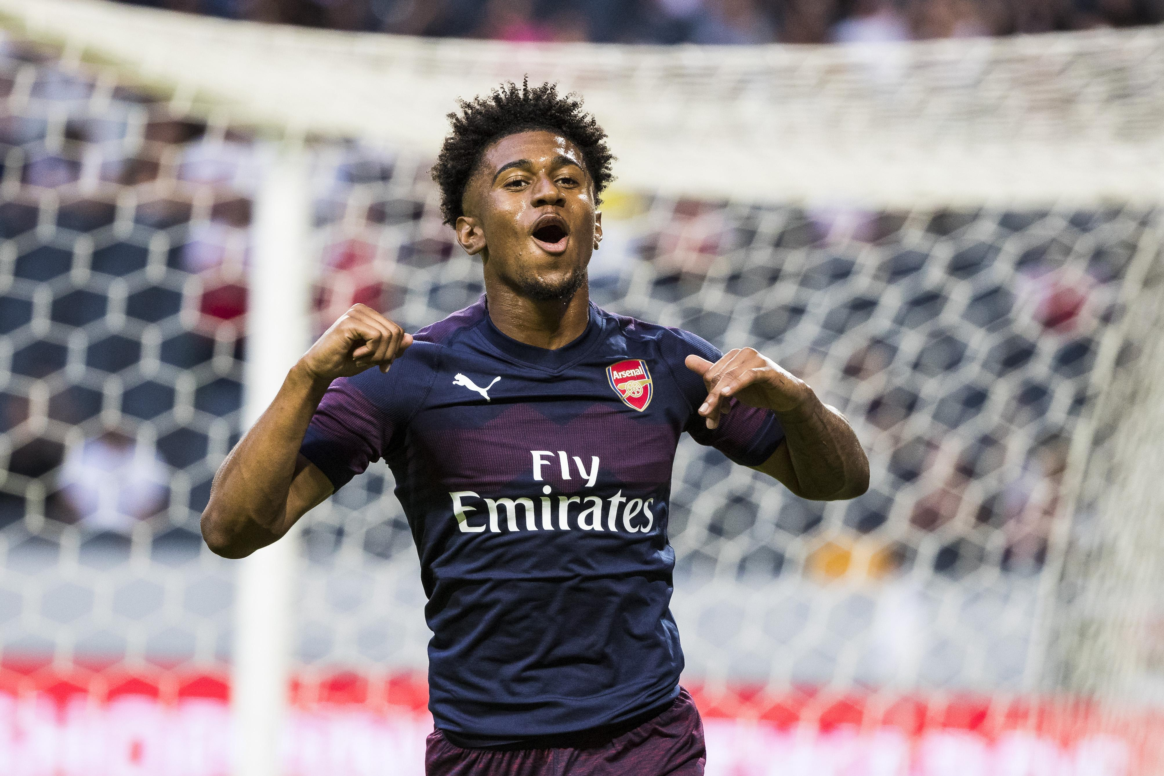 Reiss Nelson is closing in on a new Arsenal deal, with the club keen to tie him down