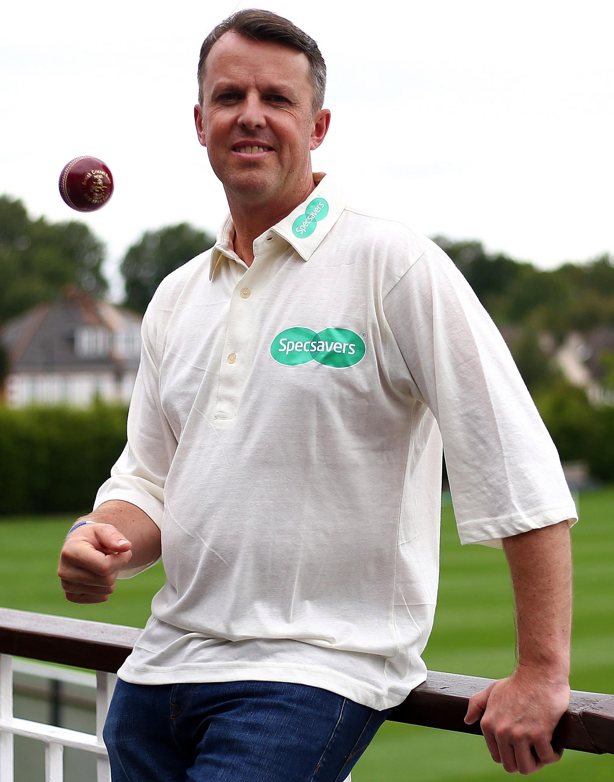 Graeme Swann has signed up for Strictly Come Dancing