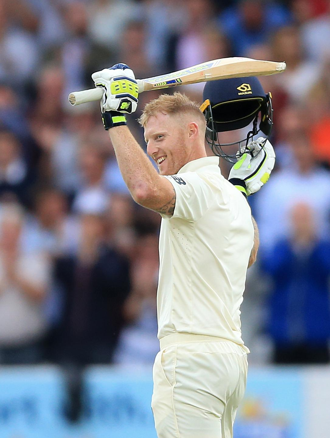 Ben Stokes is a matchwinner with both bat and ball