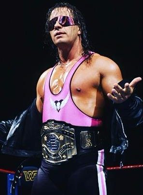 Bret 'Hit Man Hart' twice won the WWE World Tag Team Championship with Neidhart