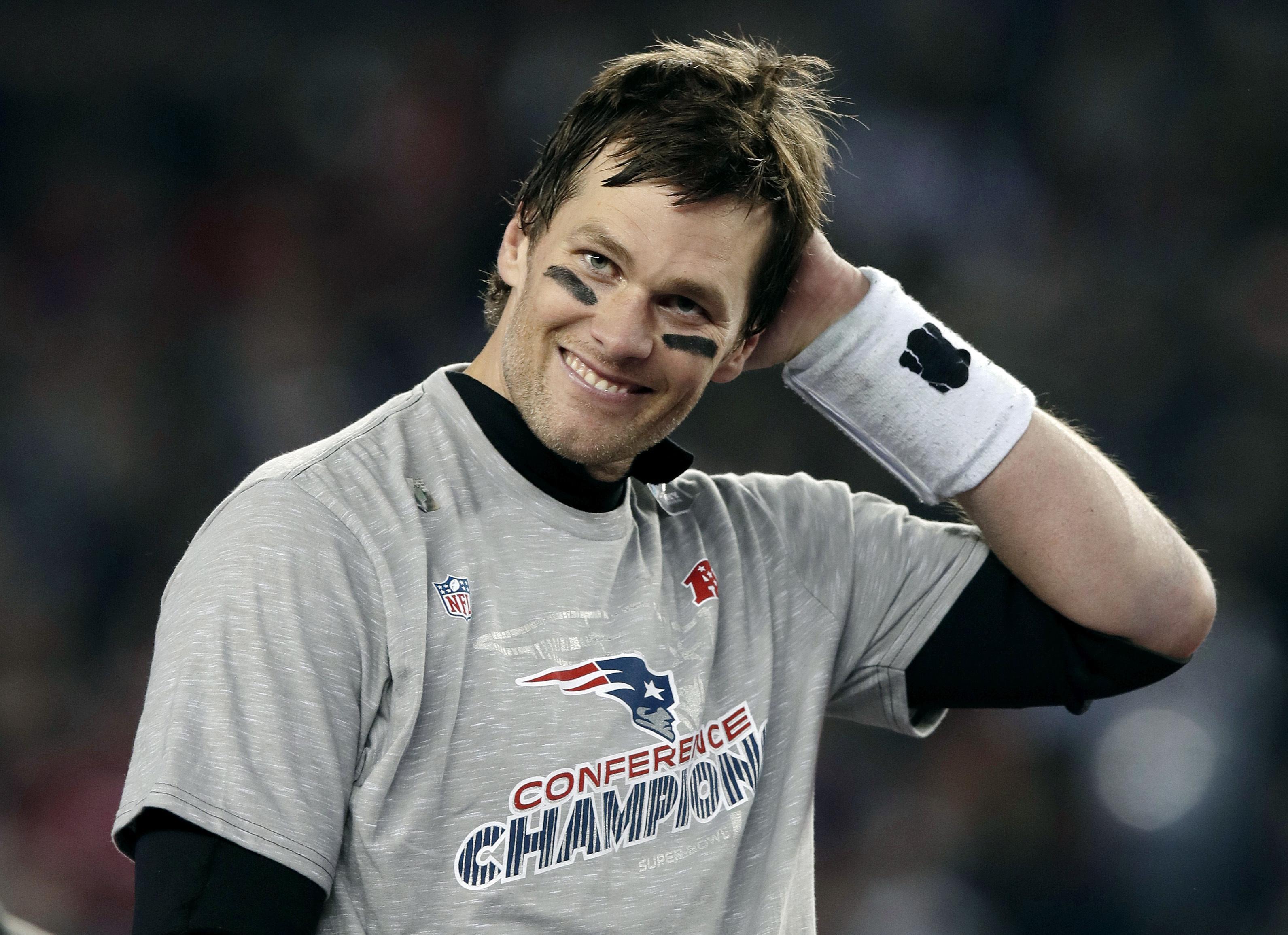 Tom Brady celebrated turning 41 on Friday