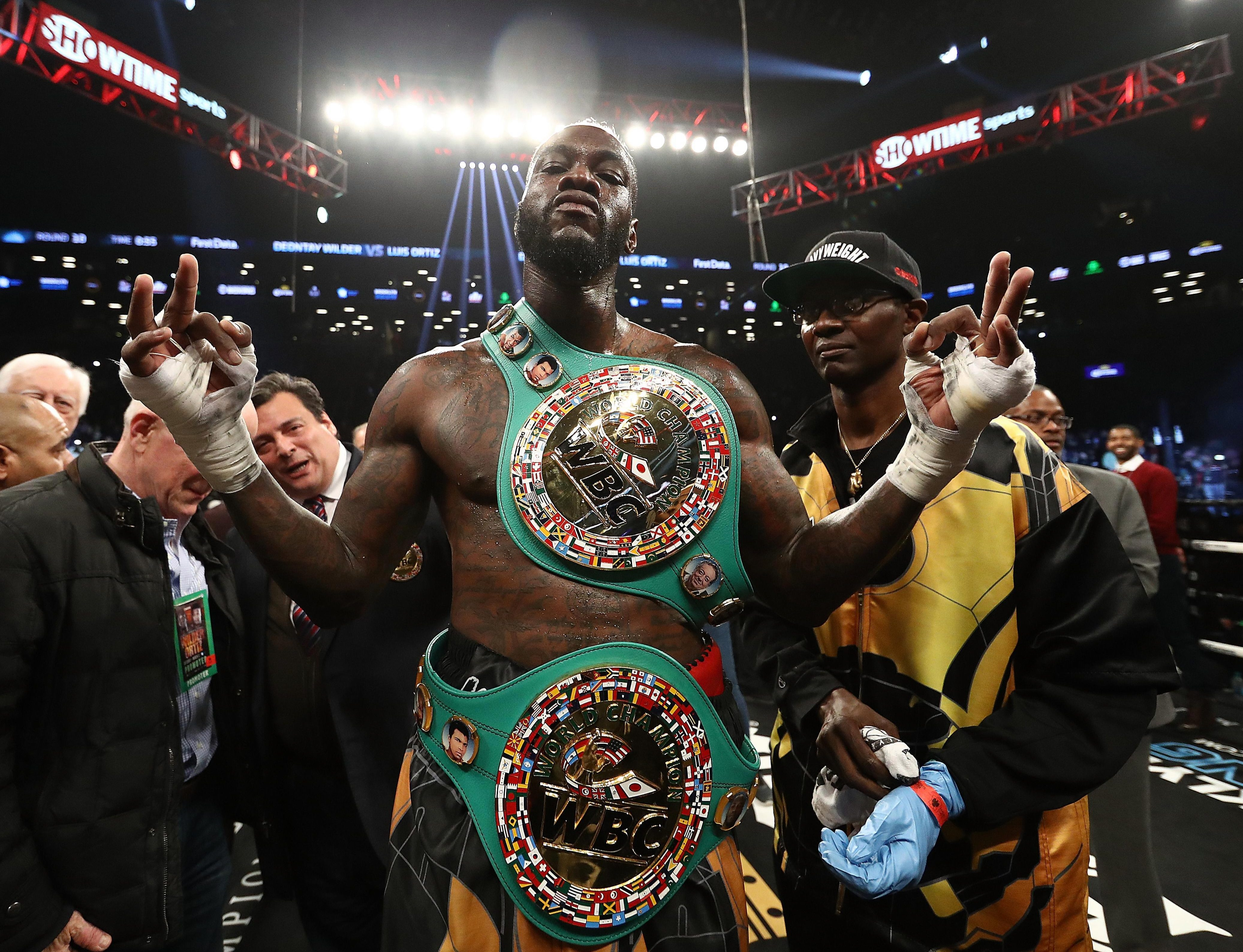 It has been reported that WBC heavyweight champion Wilder will face Fury in Las Vegas