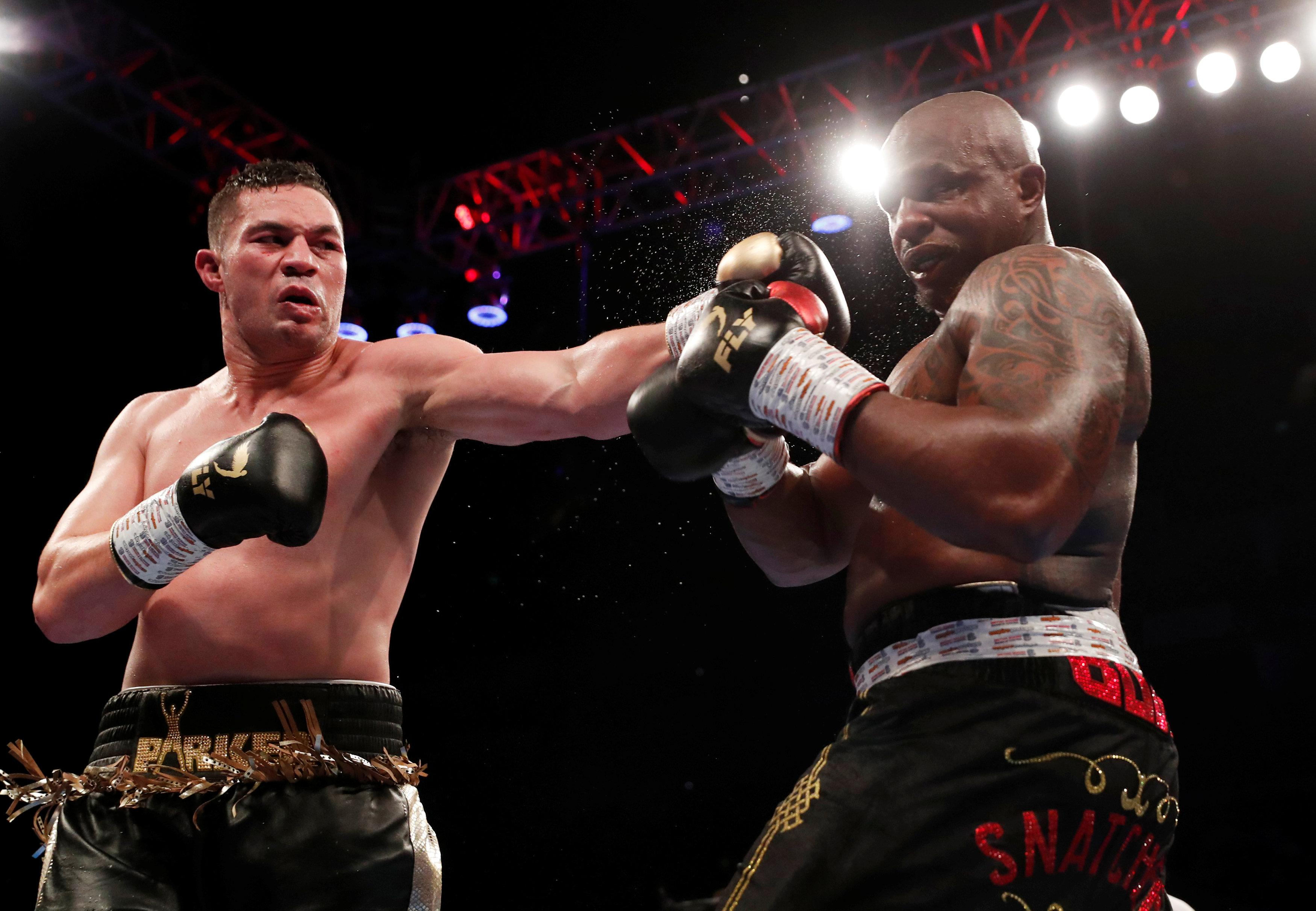 Joseph Parker and his representatives claim the fight would have been scored as a draw if not for the 'error'
