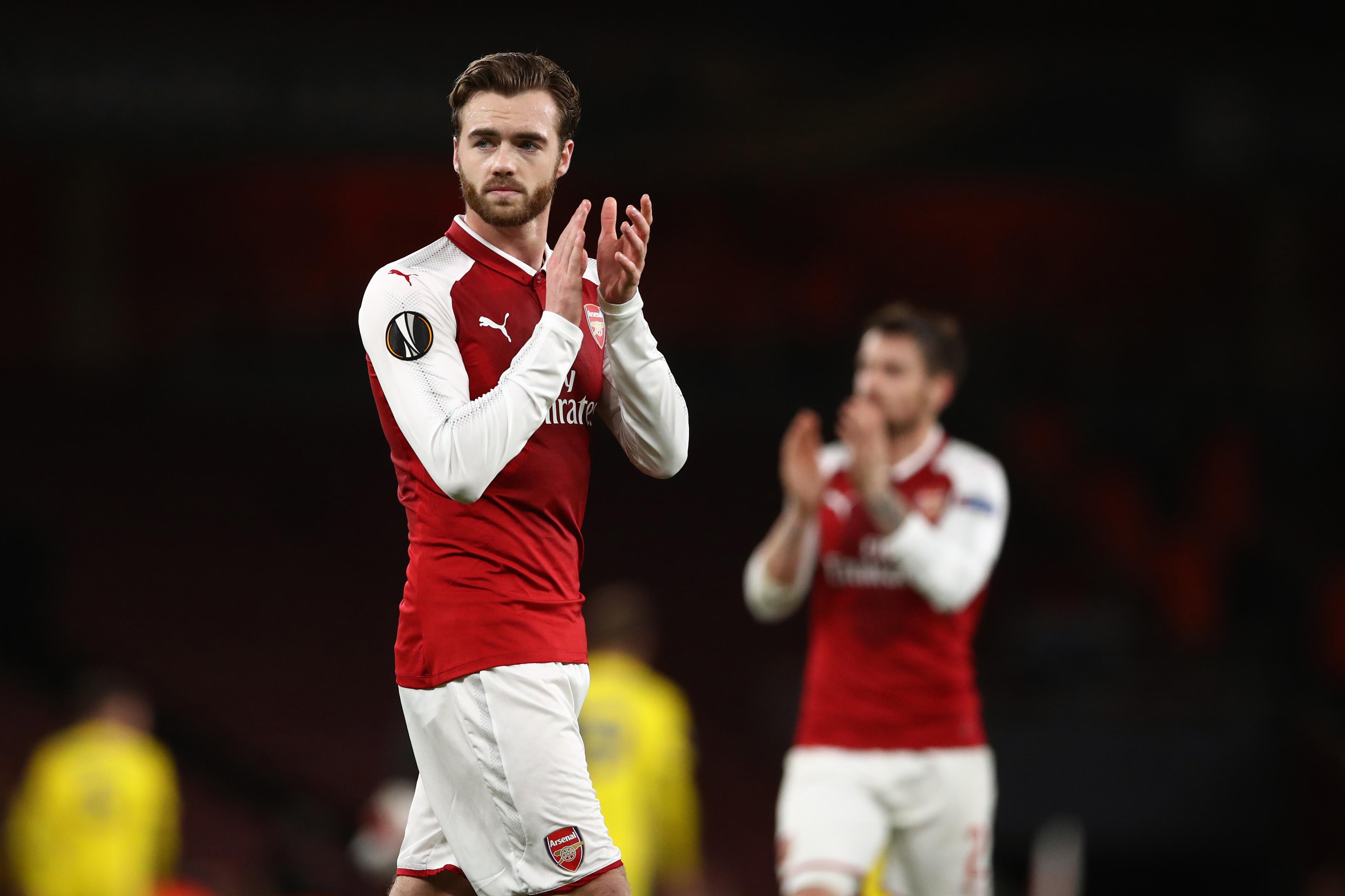 Calum Chambers has been sent to Fulham on loan for the 2018-19 season
