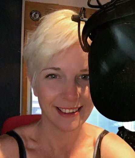 Vicki Archer, 41, co-hosted her usual 3-7pm BBC Radio Shropshire show on Monday but left just before 5pm