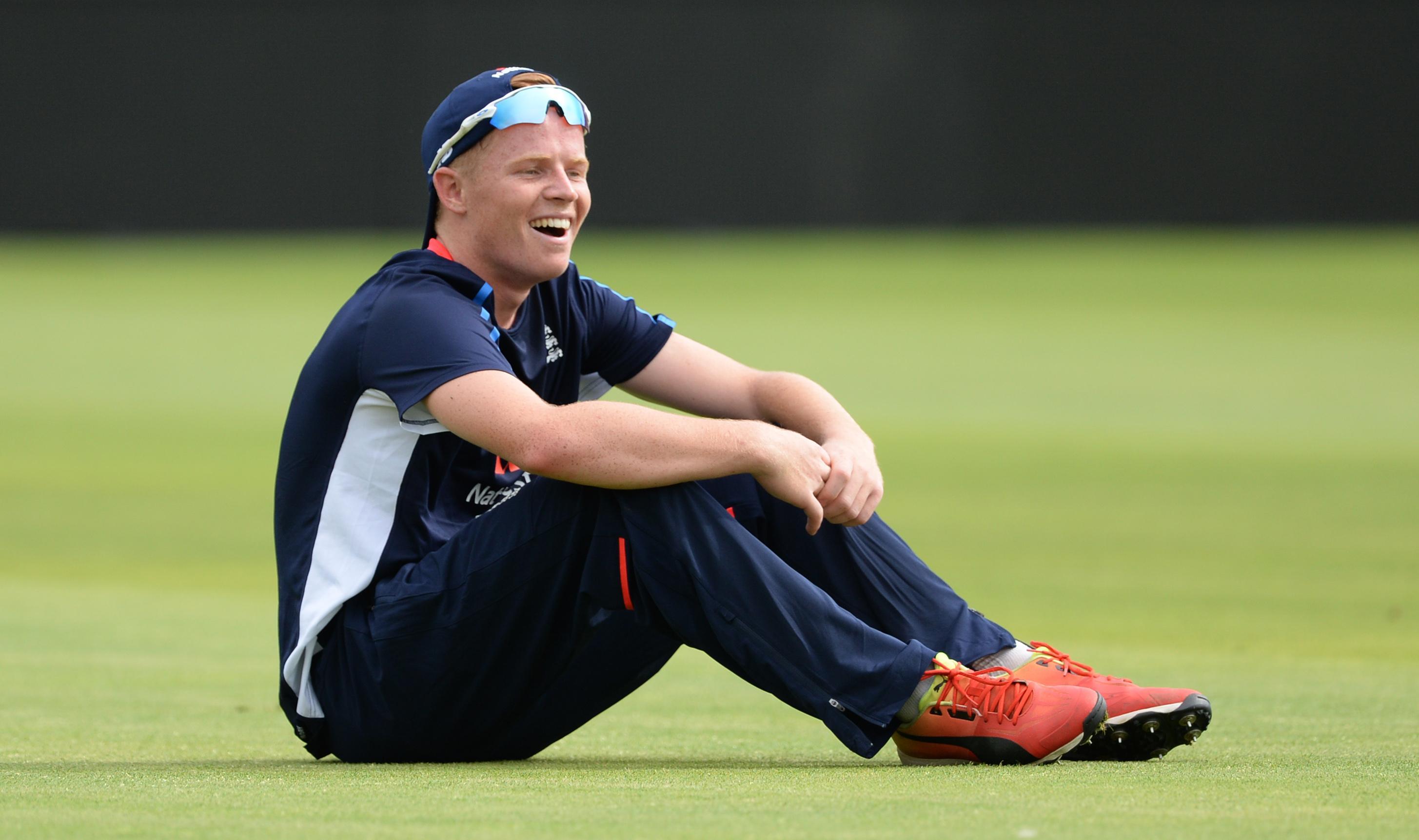 Surrey starlet Ollie Pope is preparing to make his England Test debut