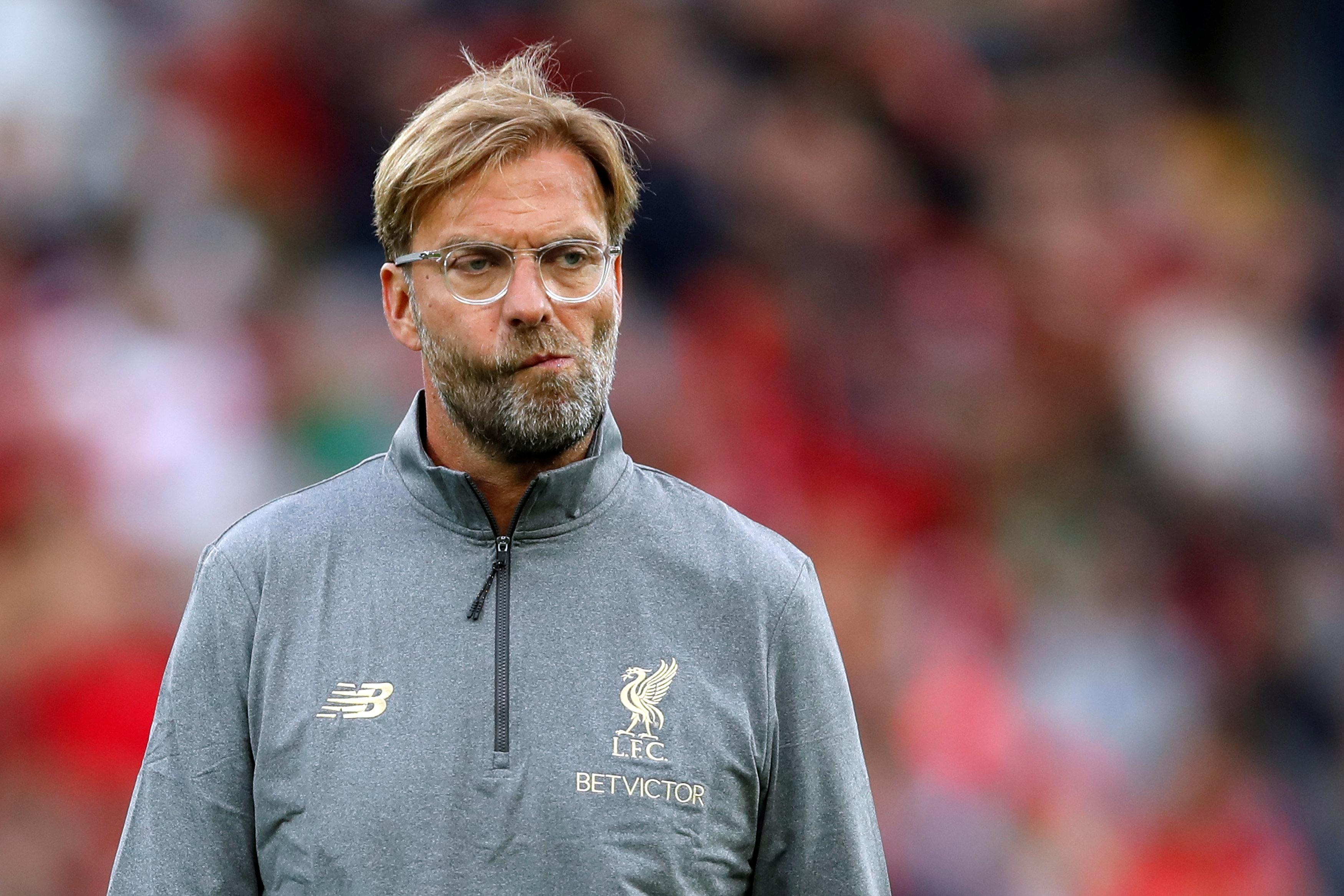 Jurgen Klopp has insisted Liverpool are underdogs this season and they need luck on their side if they are to win their first title since 1990