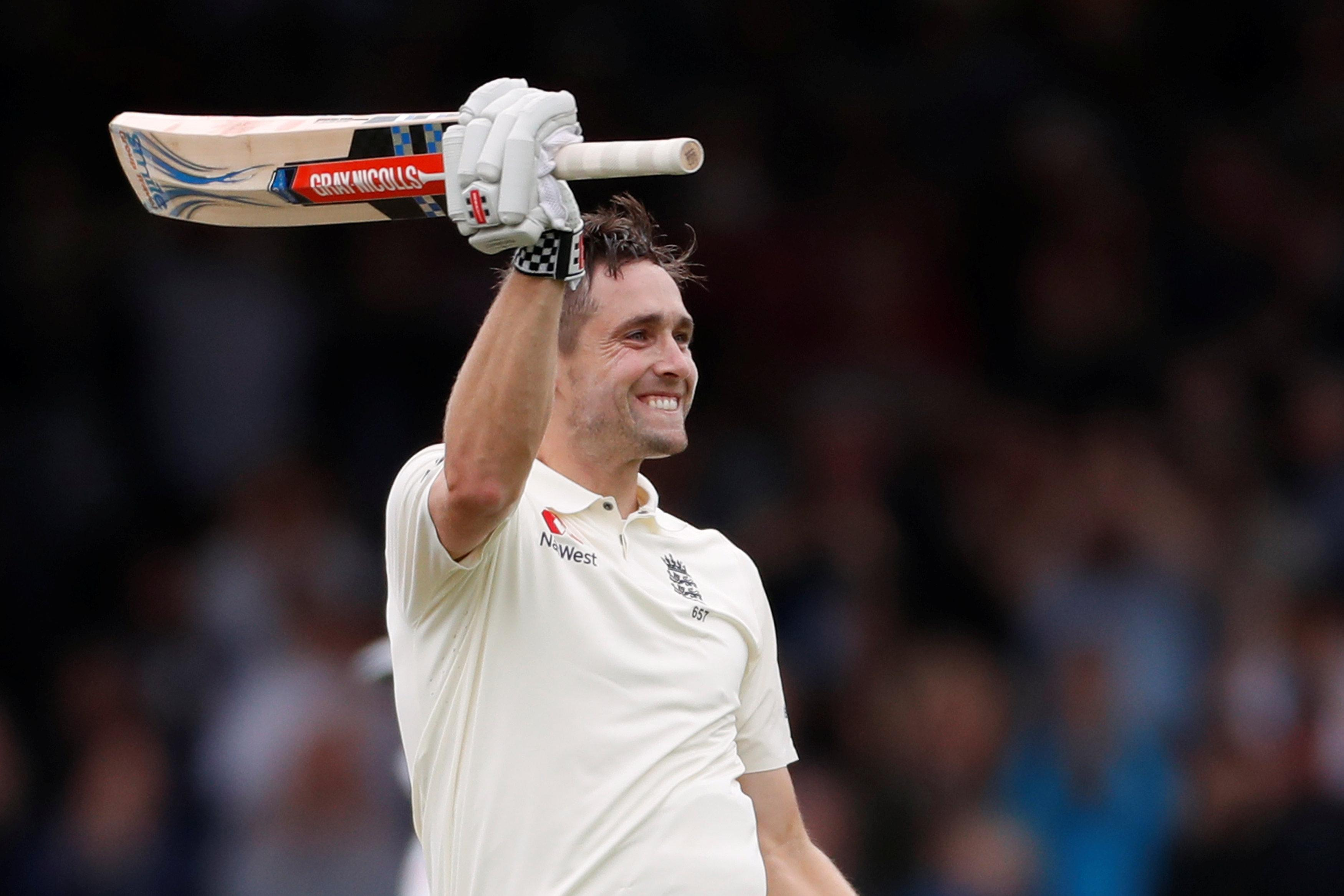 John Taylor had just listened in to Chris Woakes cracking his maiden Test century, against India, before losing his battle with life
