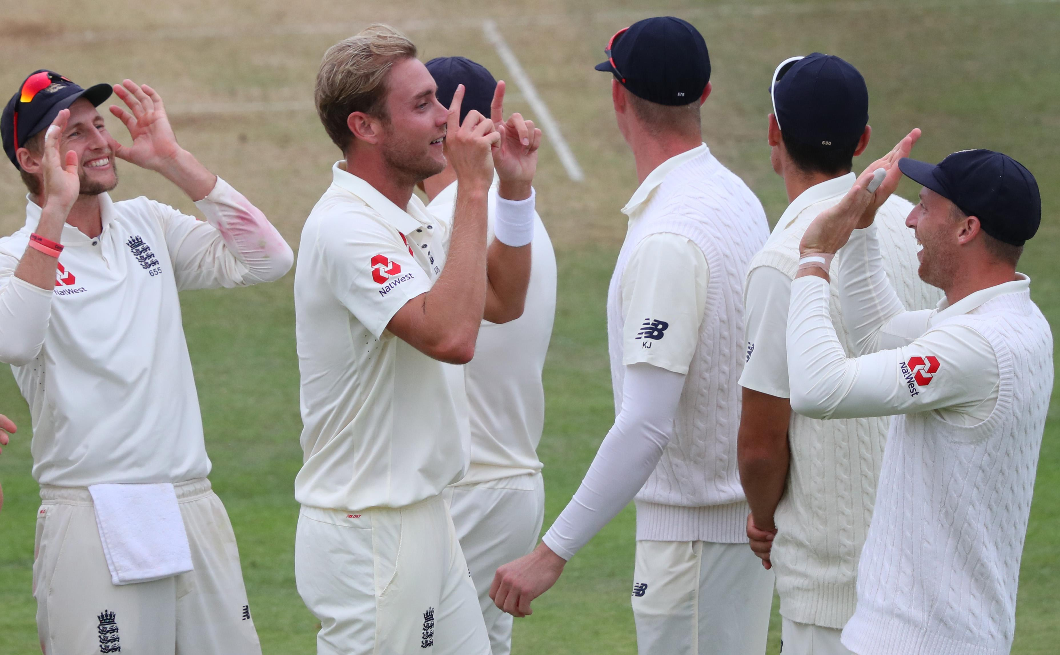 England enjoyed a dominant win at Lord's and are 2-0 up in the series