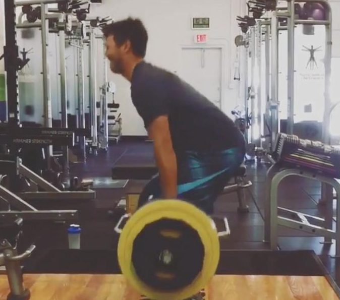 The days of quiet weights training might be much fewer and more far between now as Brooks Koepka continues his rise up the golfing world