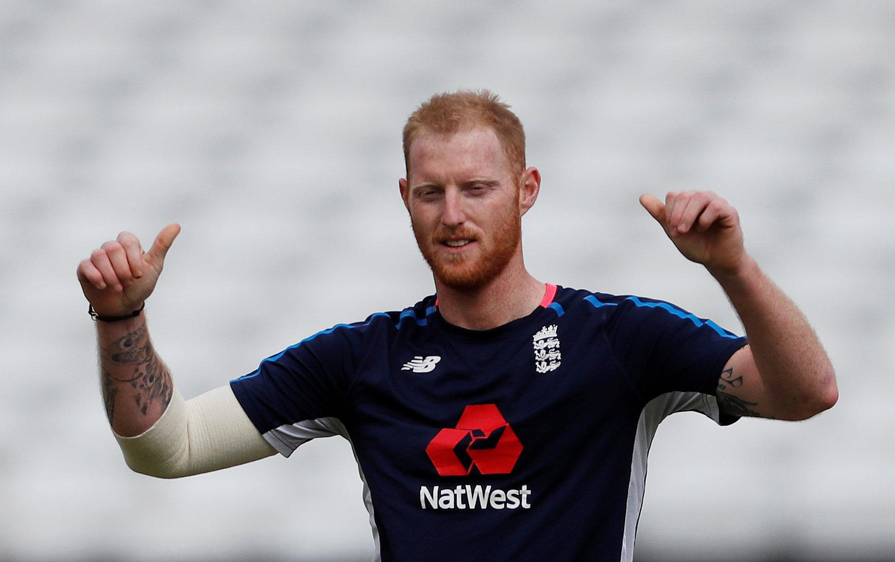 Ben Stokes will play for England against India in the Third Test