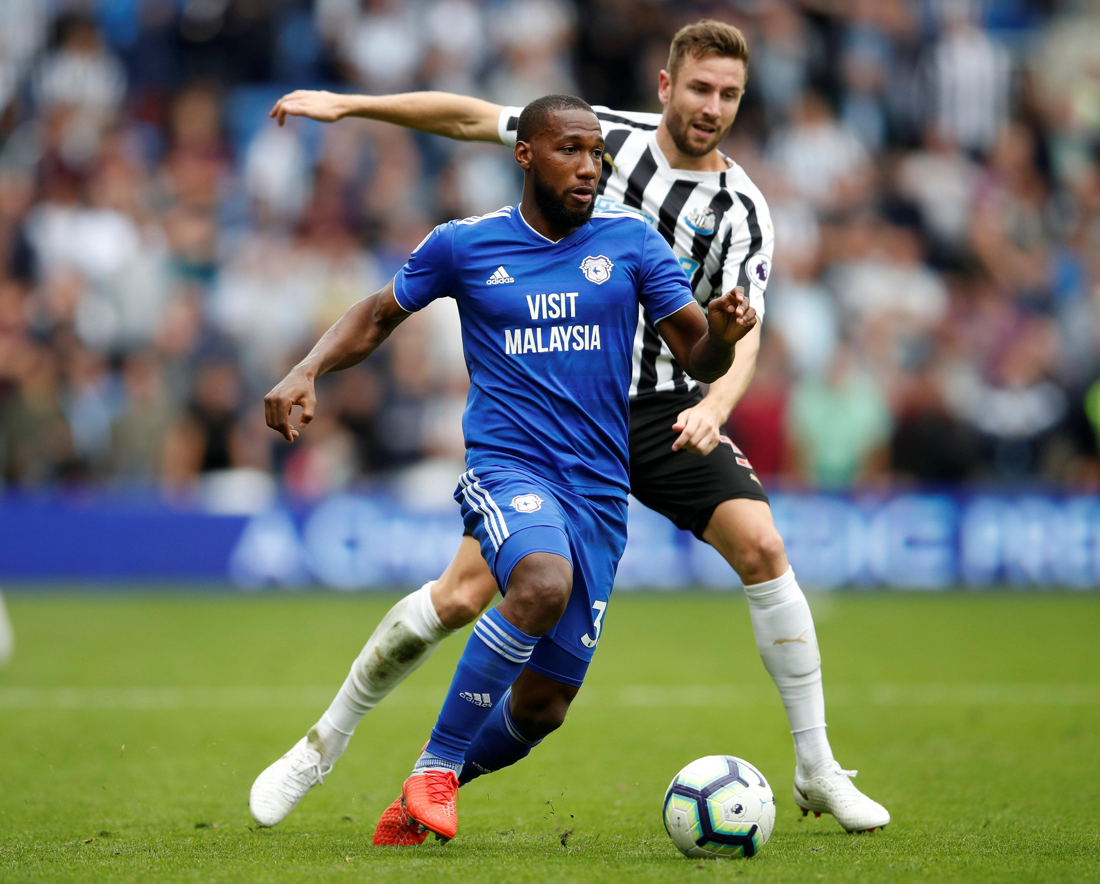Junior Hoilett proved to be a handful for his opposing full backs during the game