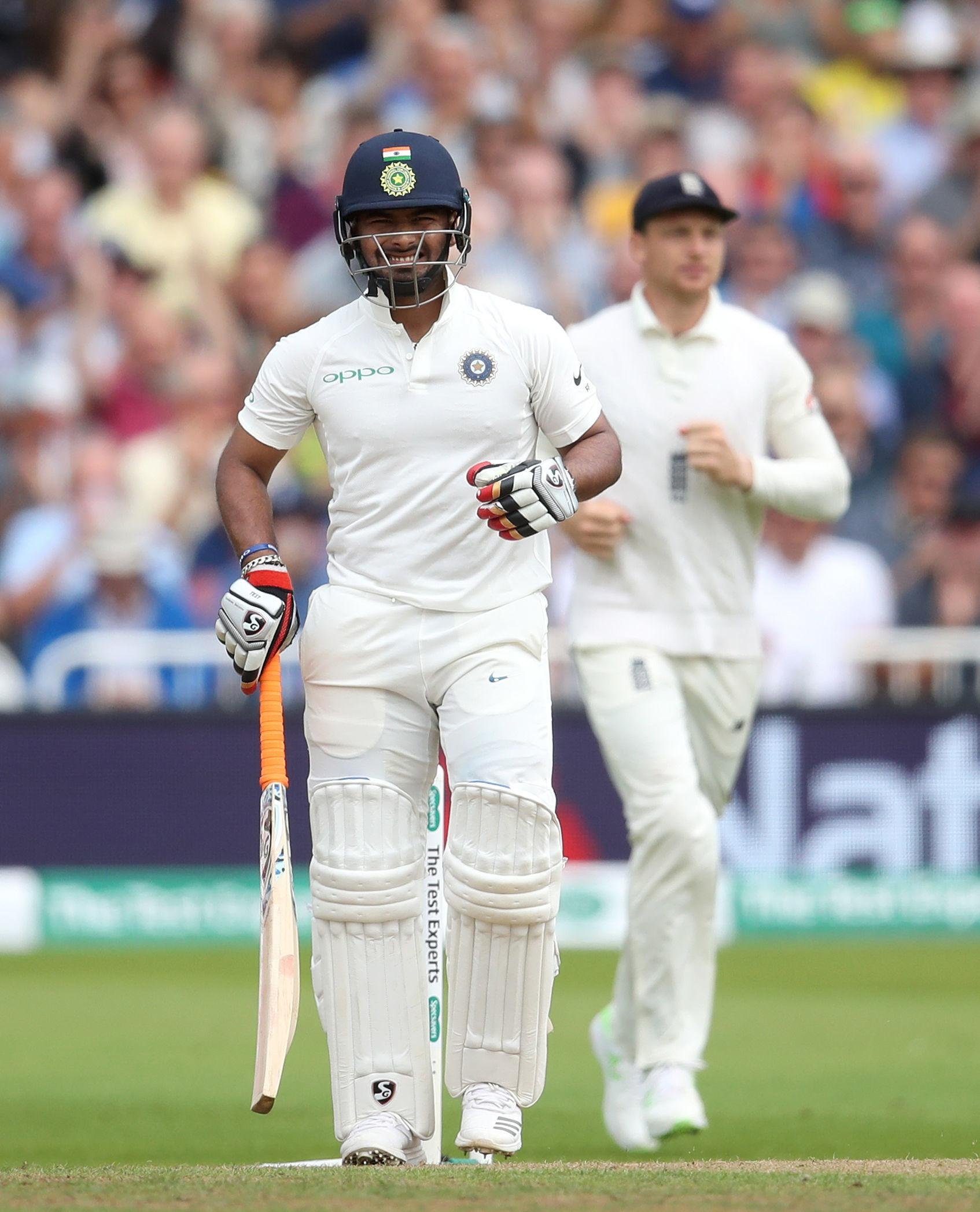 Rishabh Pant was provoked by Stuart Broad, according to the ICC