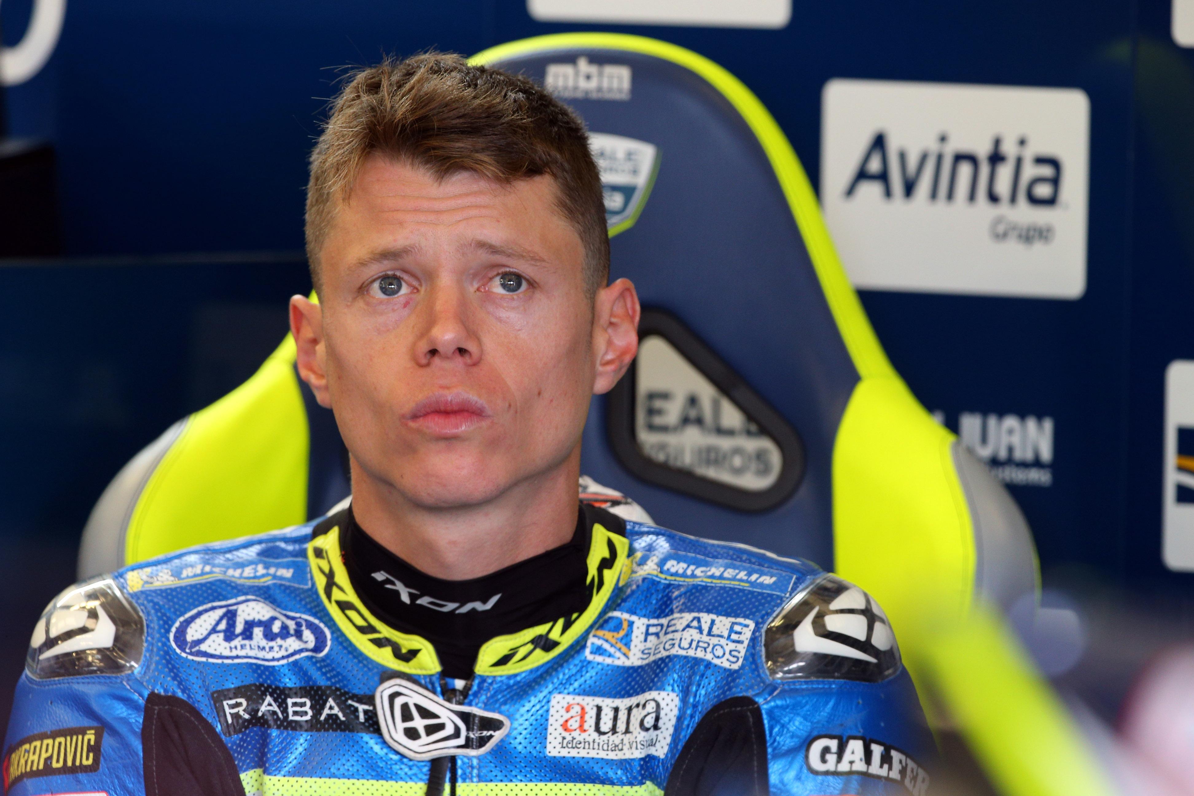 The Spaniard is into his third season in MotoGP
