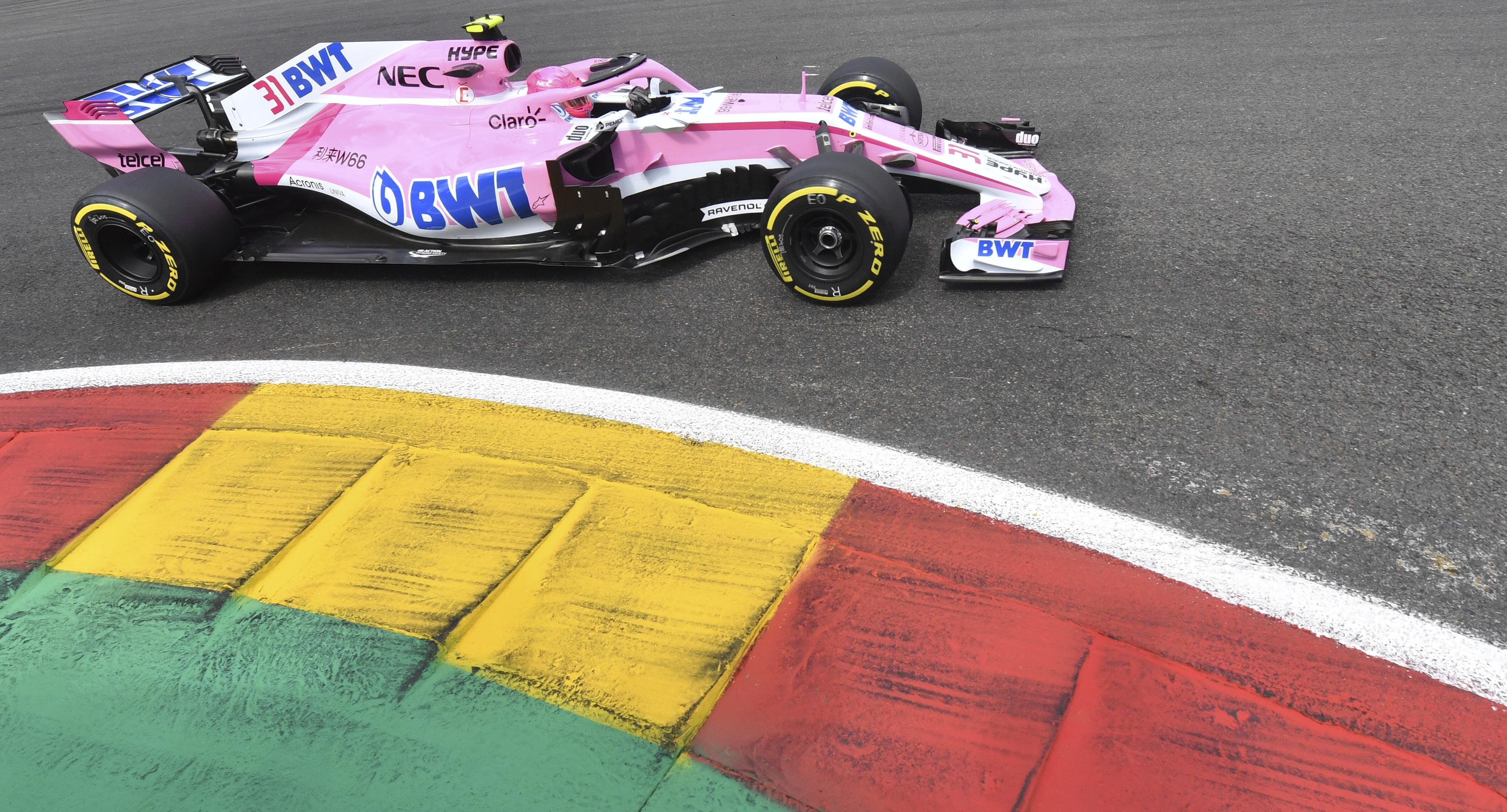 Ocon will be looking to improve on his best finish of this season when he finished eighth in Monaco and Austria