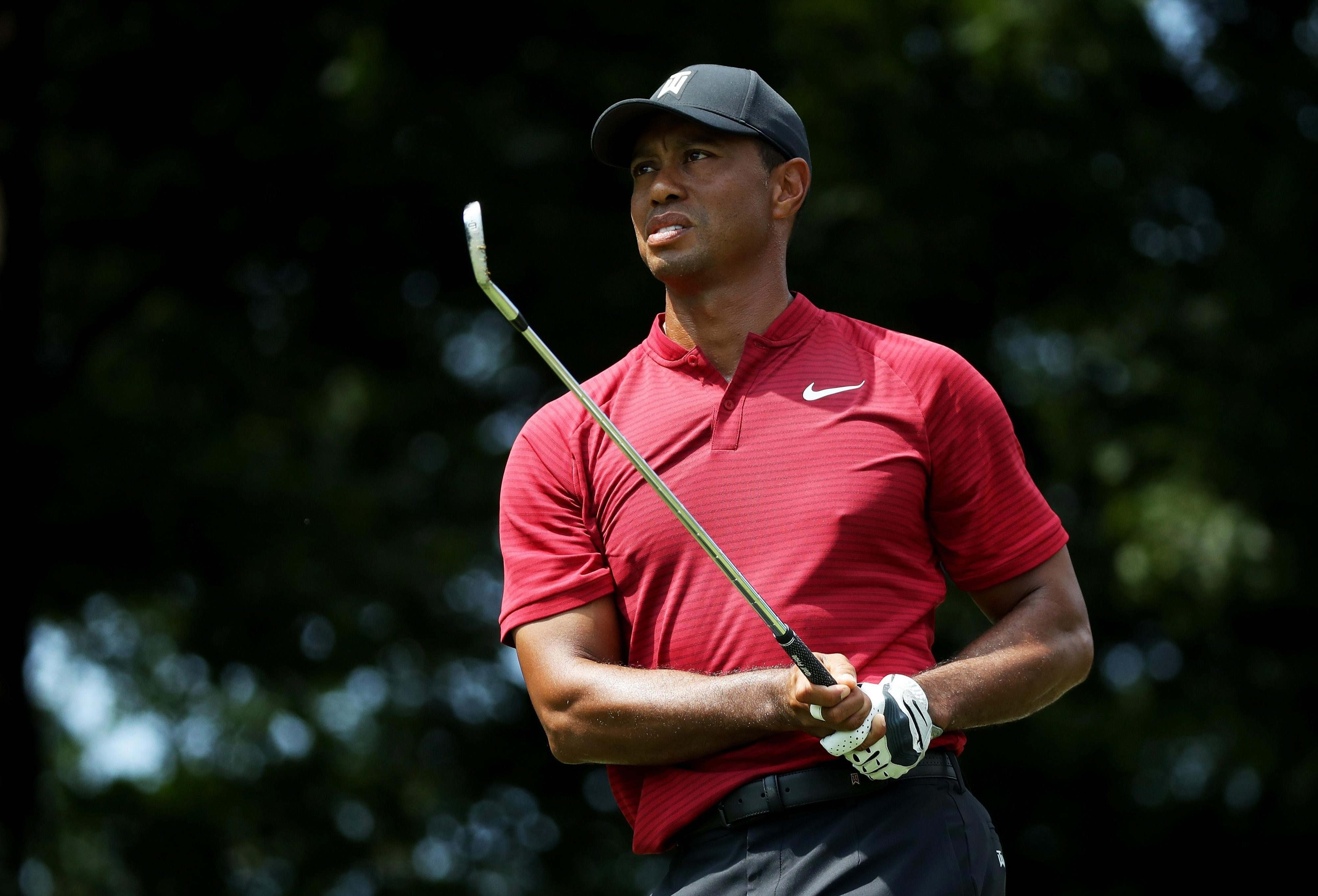 Woods said people must 'respect the office'