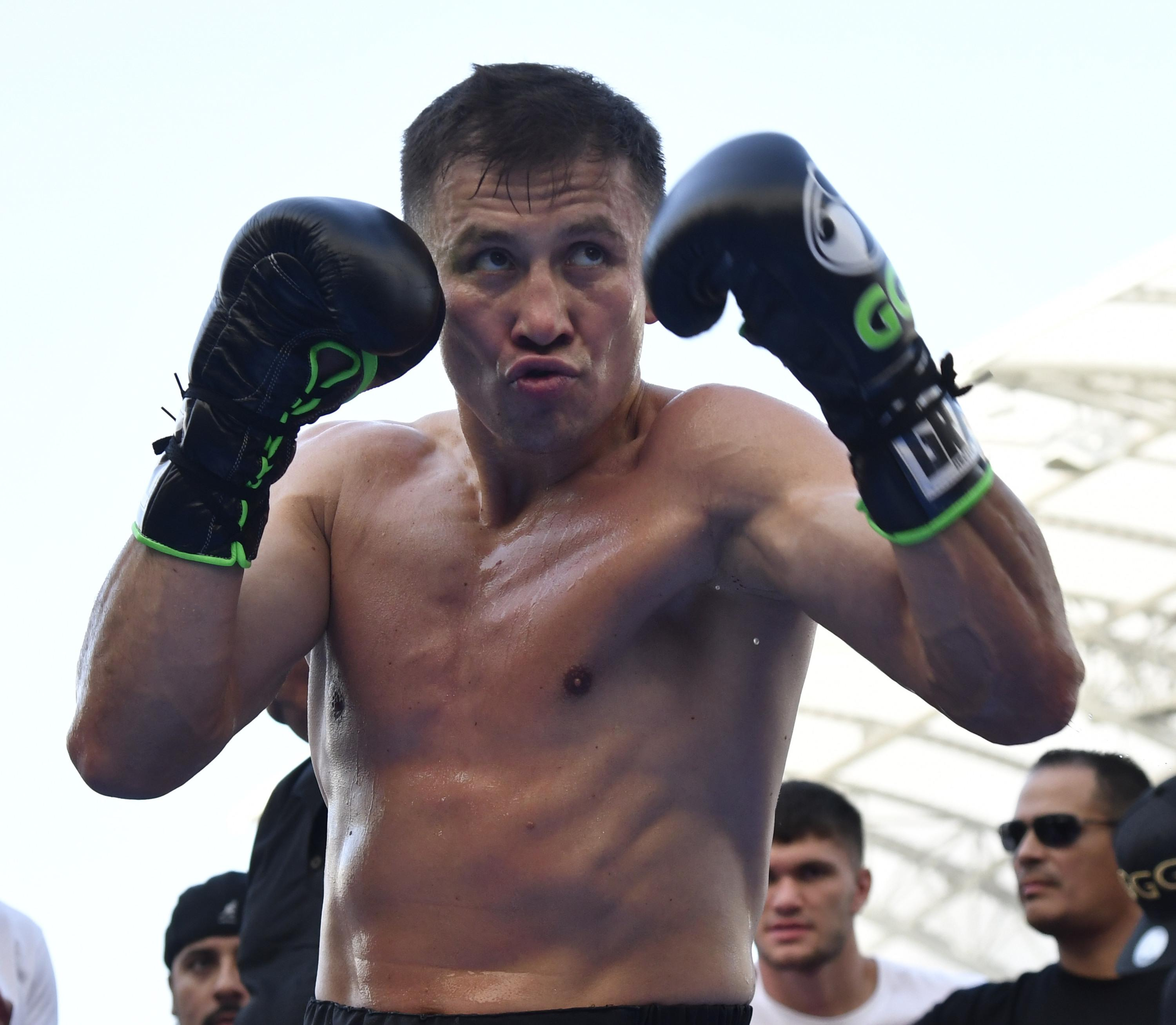 Gennady Golovkin blasted Saul Alvarez and his fans as 'fake'