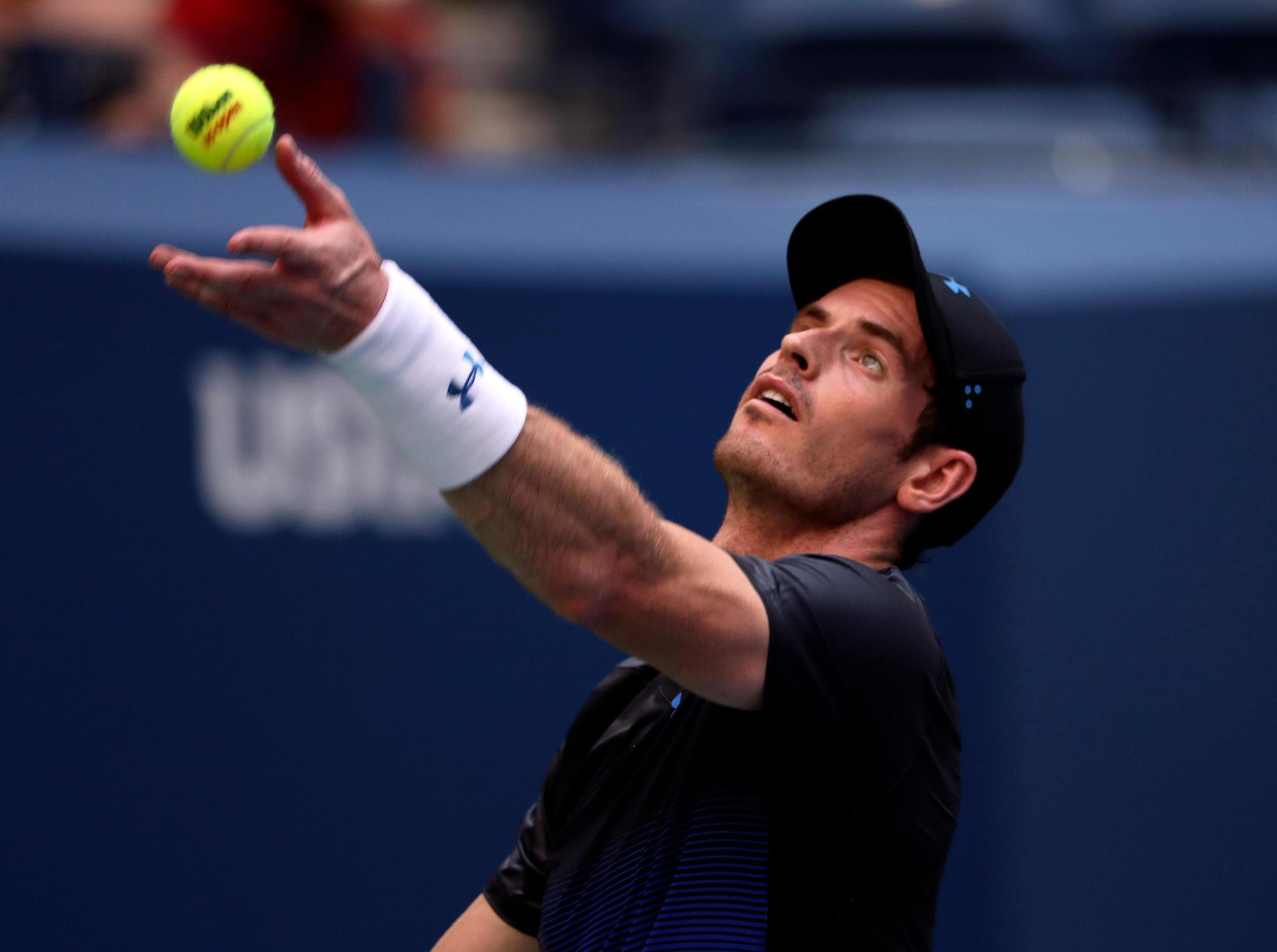 Andy Murray still has his eye on the prize of returning to the summit of tennis