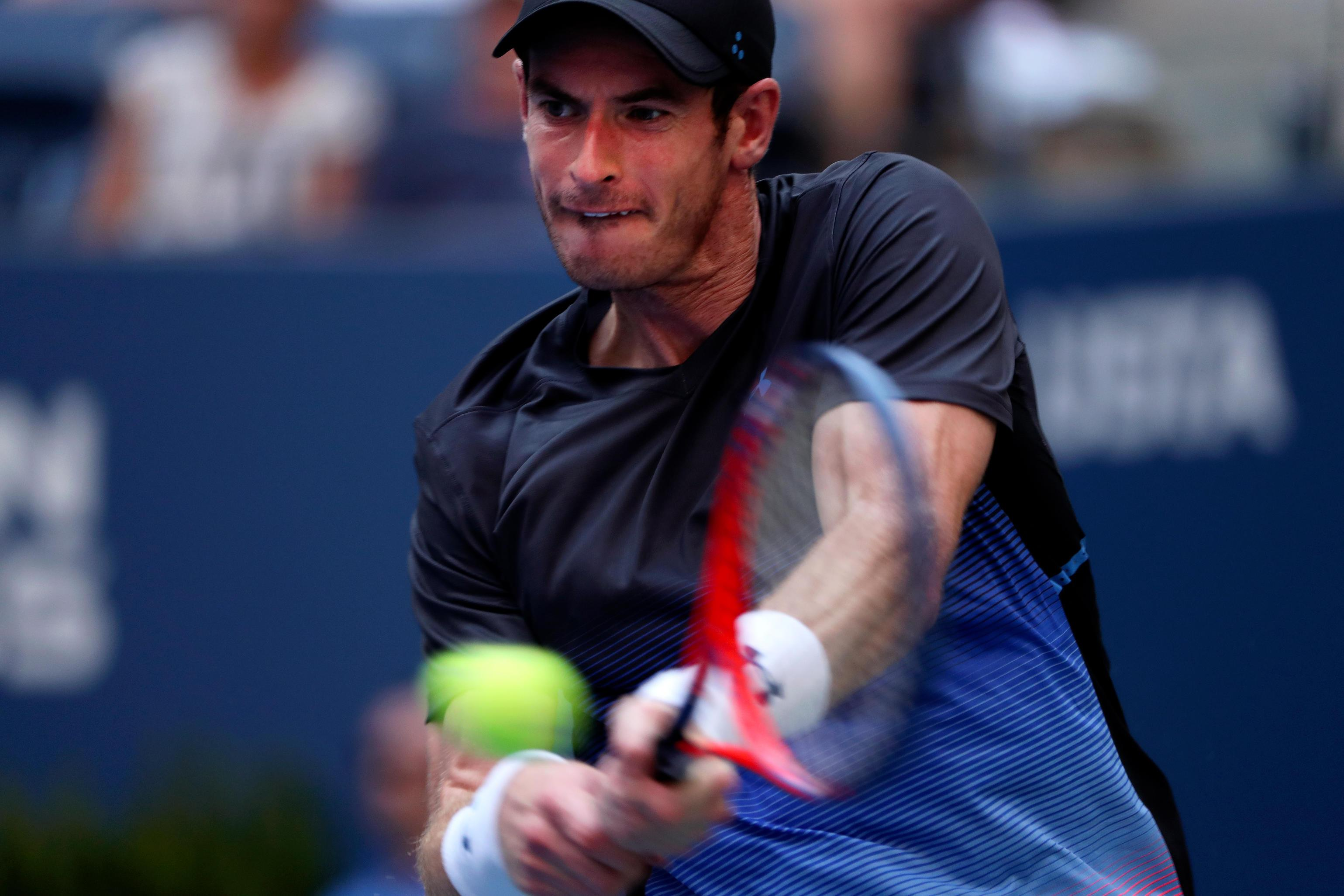 Andy Murray admits he faces a tough battle if he wants to return to the very top