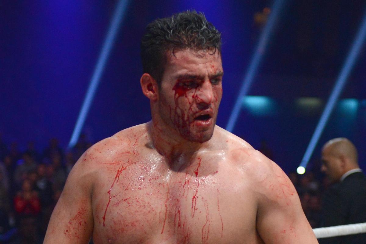 Heavyweight champion Manuel Charr fails anti-doping test putting end to Anthony Joshua clash chances