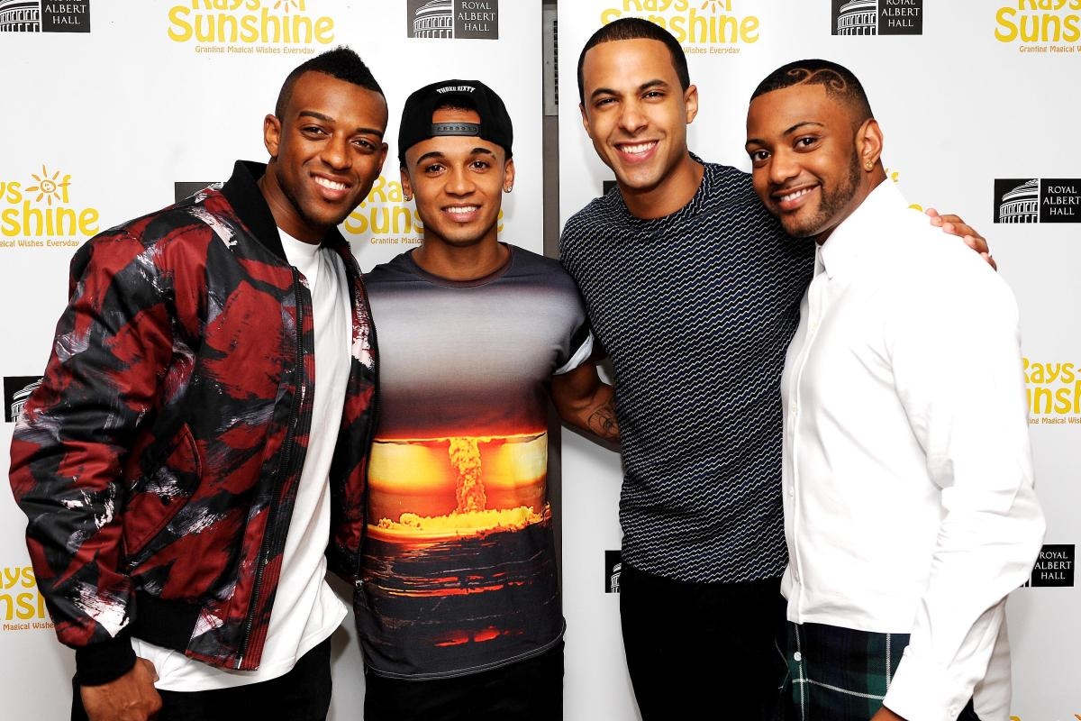 Where are JLS now - from a turkey farmer to a dancing