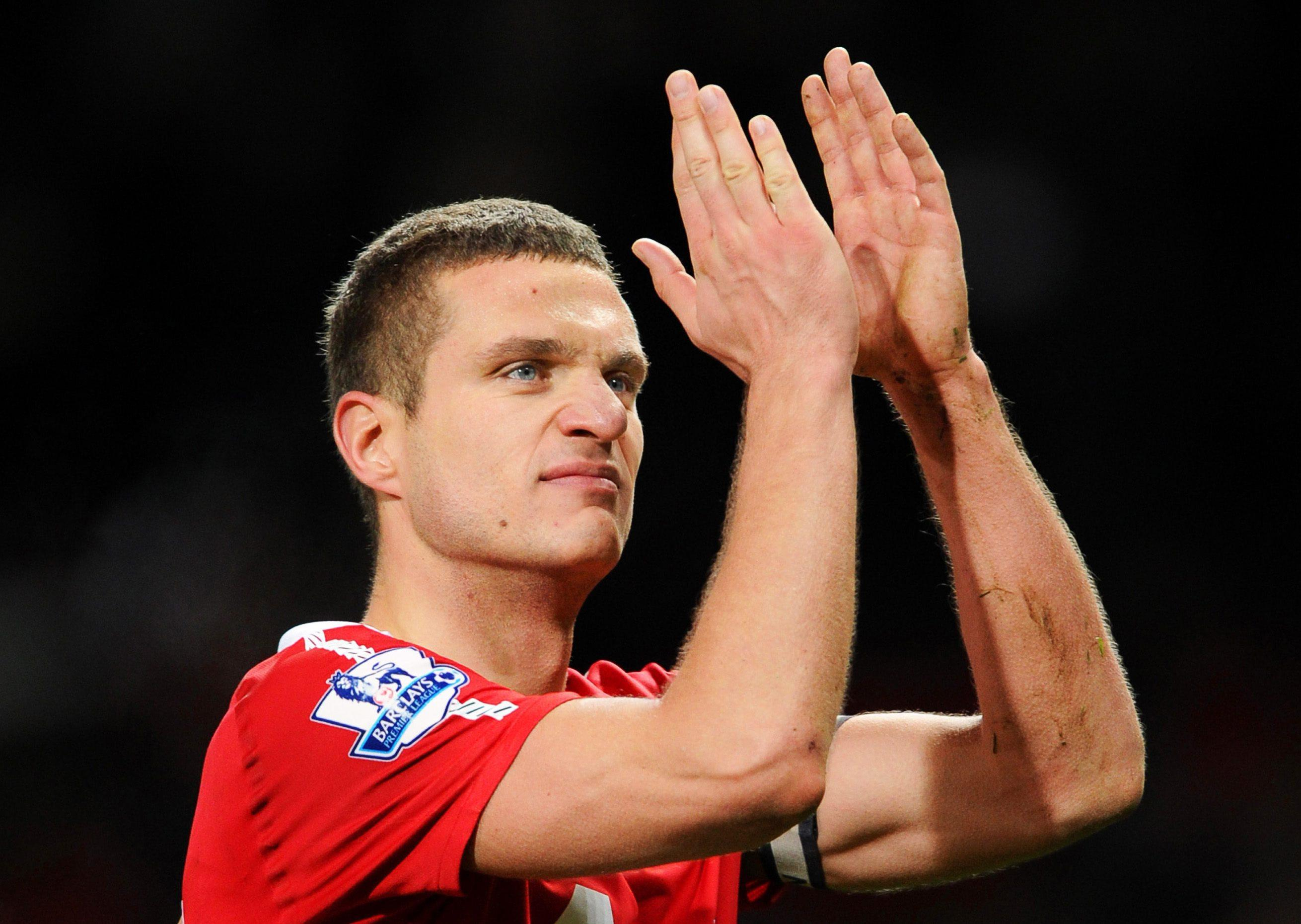The Serbian youngster has been likened to Man United legend Nemanja Vidic