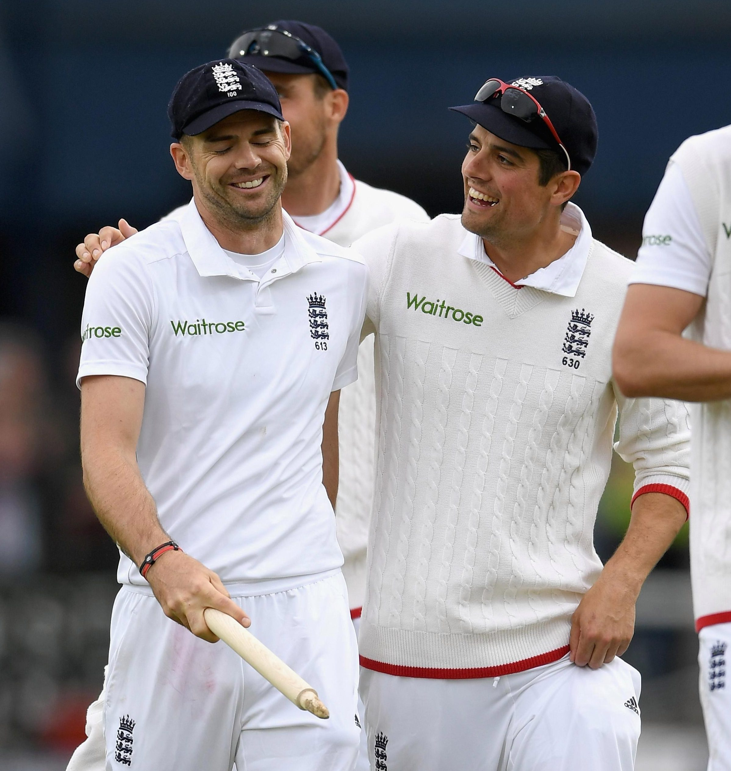 SunSport columnist Jimmy Anderson hailed Alastair Cook after his pal announced he is to retire